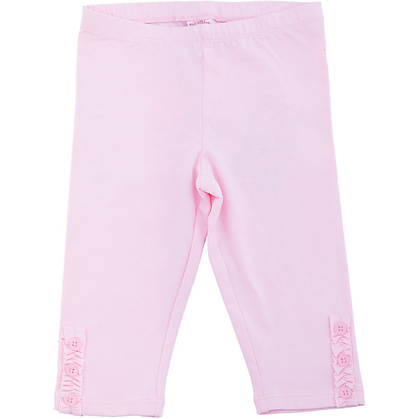 Брюки для девочки SELAЛеггинсы<br>Характеристики товара:<br><br>• цвет: розовый<br>• сезон: демисезон, лето<br>• состав: 95% хлопок, 5% эластан<br>• эластичный материал<br>• мягкая резинка в поясе<br>• укороченные<br>• комфортная посадка<br>•  сиулэт прилегающий<br>• страна бренда: Россия<br><br>Вещи из новой коллекции SELA продолжают радовать удобством! Симпатичные брюки для девочки помогут разнообразить гардероб и обеспечить комфорт. Они отлично сочетаются с майками, футболками, куртками. В составе материала - натуральный хлопок.<br><br>Одежда, обувь и аксессуары от российского бренда SELA не зря пользуются большой популярностью у детей и взрослых! <br><br>Брюки для девочки от популярного бренда SELA (СЕЛА) можно купить в нашем интернет-магазине.<br><br>Ширина мм: 215<br>Глубина мм: 88<br>Высота мм: 191<br>Вес г: 336<br>Цвет: розовый<br>Возраст от месяцев: 36<br>Возраст до месяцев: 48<br>Пол: Женский<br>Возраст: Детский<br>Размер: 104,92,116,110,98<br>SKU: 5302606