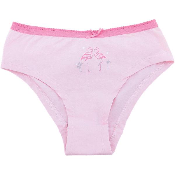 Трусы для девочки SELAНижнее бельё<br>Характеристики товара:<br><br>• цвет: розовый<br>• состав: 95% хлопок, 5% эластан<br>• эластичный материал<br>• пояс - мягкая резинка<br>• бантик, принт<br>• страна бренда: Российская Федерация<br><br>Вещи из новой коллекции SELA продолжают радовать удобством! Мягкие трусы для девочки помогут обеспечить ребенку комфорт. Они сделаны преимущественно из натурального хлопка, приятного на ощупь, дышащего и гипоаллергенного. Мягкая резинка не будет давить или натирать.<br><br>Трусы для девочки от популярного бренда SELA (СЕЛА) можно купить в нашем интернет-магазине.<br>Ширина мм: 196; Глубина мм: 10; Высота мм: 154; Вес г: 152; Цвет: розовый; Возраст от месяцев: 48; Возраст до месяцев: 60; Пол: Женский; Возраст: Детский; Размер: 104/110,140/146,128/134,116/122,92/98; SKU: 5302749;