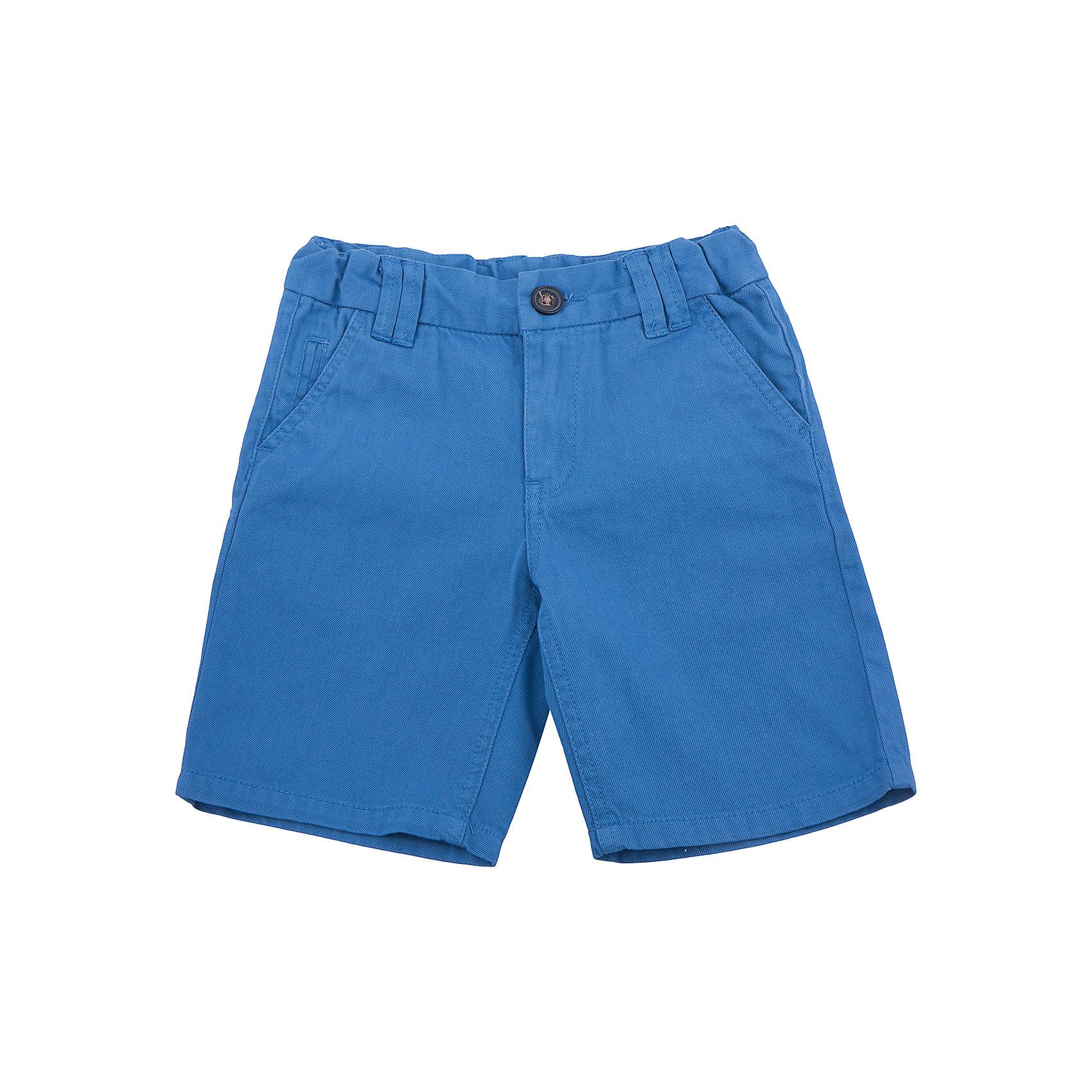 Шорты для мальчика SELAШорты, бриджи, капри<br>Характеристики товара:<br><br>• цвет: синий<br>• состав: 100% хлопок<br>• легкий материал<br>• застежка - пуговица<br>• длина до колена<br>• шлевки<br>• страна бренда: Россия<br><br>Вещи из новой коллекции SELA продолжают радовать удобством! Легкие шорты для мальчика помогут разнообразить гардероб ребенка и обеспечить комфорт. Они отлично сочетаются с майками и футболками. <br><br>Одежда, обувь и аксессуары от российского бренда SELA не зря пользуются большой популярностью у детей и взрослых! Модели этой марки - стильные и удобные, цена при этом неизменно остается доступной. Для их производства используются только безопасные, качественные материалы и фурнитура. Новая коллекция поддерживает хорошие традиции бренда! <br><br>Шорты для мальчика от популярного бренда SELA (СЕЛА) можно купить в нашем интернет-магазине.<br><br>Ширина мм: 191<br>Глубина мм: 10<br>Высота мм: 175<br>Вес г: 273<br>Цвет: синий<br>Возраст от месяцев: 60<br>Возраст до месяцев: 72<br>Пол: Мужской<br>Возраст: Детский<br>Размер: 116,92,98,104,110<br>SKU: 5302973