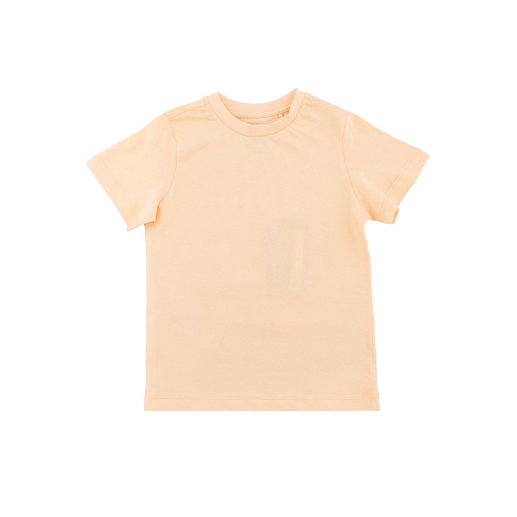 Футболка  для мальчика SELAХарактеристики товара:<br><br>• цвет: желтый<br>• состав: 100% хлопок<br>• однотонная<br>• короткие рукава<br>• округлый горловой вырез<br>• коллекция весна-лето 2017<br>• страна бренда: Российская Федерация<br><br>В новой коллекции SELA отличные модели одежды! Эта футболка для мальчика поможет разнообразить гардероб ребенка и обеспечить комфорт. Она отлично сочетается с джинсами и брюками. Удобная базовая вещь!<br><br>Одежда, обувь и аксессуары от российского бренда SELA не зря пользуются большой популярностью у детей и взрослых! Модели этой марки - стильные и удобные, цена при этом неизменно остается доступной. Для их производства используются только безопасные, качественные материалы и фурнитура. Новая коллекция поддерживает хорошие традиции бренда! <br><br>Футболку для мальчика от популярного бренда SELA (СЕЛА) можно купить в нашем интернет-магазине.<br><br>Ширина мм: 230<br>Глубина мм: 40<br>Высота мм: 220<br>Вес г: 250<br>Цвет: желтый<br>Возраст от месяцев: 60<br>Возраст до месяцев: 72<br>Пол: Мужской<br>Возраст: Детский<br>Размер: 116,92,98,104,110<br>SKU: 5303905