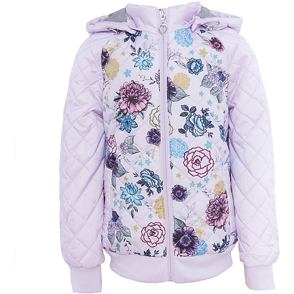 Куртка для девочки SELAВерхняя одежда<br>Характеристики товара:<br><br>• цвет: бледно-розовый<br>• состав: 100% полиэстер<br>• температурный режим: от +5°до +15°С<br>• подкладка: текстиль, хлопок<br>• утемлитель: полиэстер<br>• сезон: весна-лето<br>• покрой: полуприлегающий<br>• молния<br>• принт<br>• манжеты<br>• капюшон отстегивается<br>• карманы<br>• коллекция весна-лето 2017<br>• страна бренда: Российская Федерация<br>• страна изготовитель: Китай<br><br>Вещи из новой коллекции SELA продолжают радовать удобством! Легкая куртка для девочки поможет разнообразить гардероб ребенка и обеспечить комфорт. Она отлично сочетается с юбками и брюками. Очень стильно смотрится!<br><br>Одежда, обувь и аксессуары от российского бренда SELA не зря пользуются большой популярностью у детей и взрослых! Модели этой марки - стильные и удобные, цена при этом неизменно остается доступной. Для их производства используются только безопасные, качественные материалы и фурнитура. Новая коллекция поддерживает хорошие традиции бренда! <br><br>Куртку для девочки от популярного бренда SELA (СЕЛА) можно купить в нашем интернет-магазине.<br><br>Ширина мм: 356<br>Глубина мм: 10<br>Высота мм: 245<br>Вес г: 519<br>Цвет: лиловый<br>Возраст от месяцев: 60<br>Возраст до месяцев: 72<br>Пол: Женский<br>Возраст: Детский<br>Размер: 116,152,140,128<br>SKU: 5305103