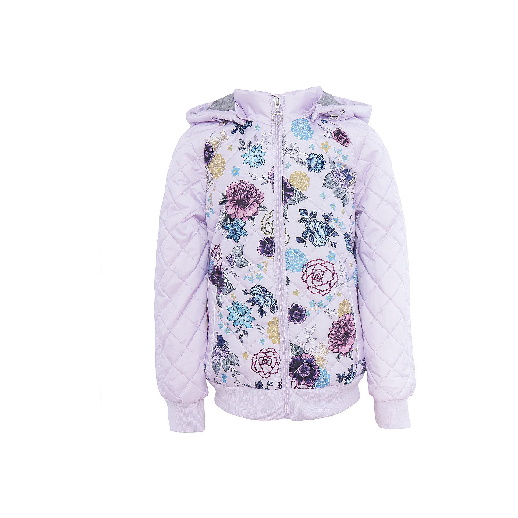 Куртка для девочки SELAВерхняя одежда<br>Характеристики товара:<br><br>• цвет: бледно-розовый<br>• состав: 100% полиэстер<br>• температурный режим: от +5°до +15°С<br>• подкладка: текстиль, хлопок<br>• утемлитель: полиэстер<br>• сезон: весна-лето<br>• покрой: полуприлегающий<br>• молния<br>• принт<br>• манжеты<br>• капюшон отстегивается<br>• карманы<br>• коллекция весна-лето 2017<br>• страна бренда: Российская Федерация<br>• страна изготовитель: Китай<br><br>Вещи из новой коллекции SELA продолжают радовать удобством! Легкая куртка для девочки поможет разнообразить гардероб ребенка и обеспечить комфорт. Она отлично сочетается с юбками и брюками. Очень стильно смотрится!<br><br>Одежда, обувь и аксессуары от российского бренда SELA не зря пользуются большой популярностью у детей и взрослых! Модели этой марки - стильные и удобные, цена при этом неизменно остается доступной. Для их производства используются только безопасные, качественные материалы и фурнитура. Новая коллекция поддерживает хорошие традиции бренда! <br><br>Куртку для девочки от популярного бренда SELA (СЕЛА) можно купить в нашем интернет-магазине.<br><br>Ширина мм: 356<br>Глубина мм: 10<br>Высота мм: 245<br>Вес г: 519<br>Цвет: лиловый<br>Возраст от месяцев: 84<br>Возраст до месяцев: 96<br>Пол: Женский<br>Возраст: Детский<br>Размер: 128,140,152,116<br>SKU: 5305103