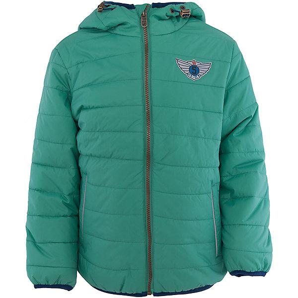 Куртка для мальчика SELAВерхняя одежда<br>Характеристики:<br><br>• Вид детской и подростковой одежды: куртка<br>• Пол: для мальчика<br>• Предназначение: повседневная<br>• Сезон: демисезон<br>• Температурный режим: до -5? С<br>• Тематика рисунка: без рисунка<br>• Цвет: зеленый<br>• Материал: нейлон 100%, подклад – хлопок, 50%, утеплитель – полиэстер, 100%<br>• Силуэт: прямой<br>• Длина куртки: до середины бедра<br>• Капюшон: притачной, с карабинами<br>• Застежка: молния, спереди<br>• Спереди имеются карманы на молнии<br>• Особенности ухода: допускается щадящая стирка и химчистка<br><br>Куртка для мальчика SELA из коллекции детской и подростковой одежды от знаменитого торгового бренда, который производит удобную, комфортную и стильную одежду, предназначенную как для будней, так и для праздников. Куртка выполнена из нейлона, который обладает влагонепроницаемыми и ветрозащитными свойствами. Трикотажный подклад обеспечивает поддержание комфортной температуры. Длина куртки – средняя, что защищает спину от продувания. Спереди имеется застежка на молнии и два кармана. Притачной капюшон с регулируемой шириной и трикотажная окантовка изделия создают стильный дизайн. Стеганая курточка выполнена в холодном зеленом цвете. <br><br>Куртку для мальчика SELA можно купить в нашем интернет-магазине.<br>Состав:<br>100% нейлон<br>Ширина мм: 356; Глубина мм: 10; Высота мм: 245; Вес г: 519; Цвет: зеленый; Возраст от месяцев: 60; Возраст до месяцев: 72; Пол: Мужской; Возраст: Детский; Размер: 116,104,98,110; SKU: 5305118;