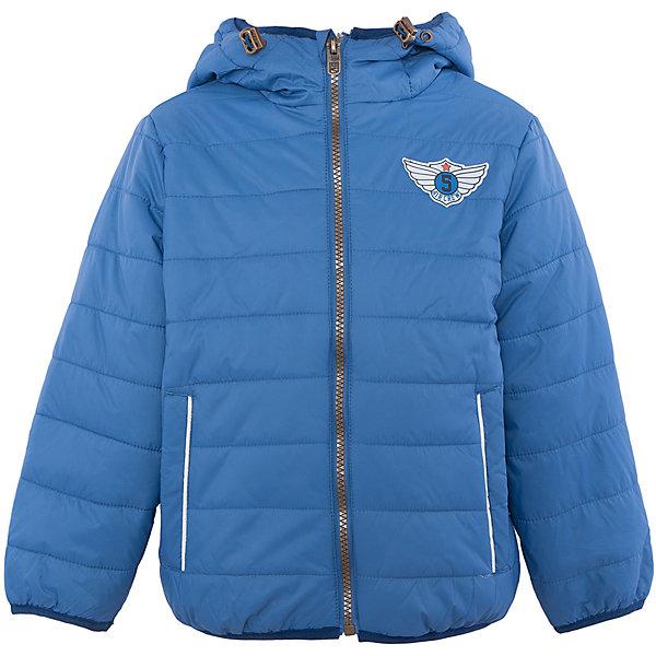 Куртка для мальчика SELAВерхняя одежда<br>Характеристики:<br><br>• Вид детской и подростковой одежды: куртка<br>• Пол: для мальчика<br>• Предназначение: повседневная<br>• Сезон: демисезон<br>• Температурный режим: до -5? С<br>• Тематика рисунка: без рисунка<br>• Цвет: синий<br>• Материал: нейлон 100%, подклад – хлопок, 50%, утеплитель – полиэстер, 100%<br>• Силуэт: прямой<br>• Длина куртки: до середины бедра<br>• Капюшон: притачной, с карабинами<br>• Застежка: молния, спереди<br>• Спереди имеются карманы на молнии<br>• Особенности ухода: допускается щадящая стирка и химчистка<br><br>Куртка для мальчика SELA из коллекции детской и подростковой одежды от знаменитого торгового бренда, который производит удобную, комфортную и стильную одежду, предназначенную как для будней, так и для праздников. Куртка выполнена из нейлона, который обладает влагонепроницаемыми и ветрозащитными свойствами. Трикотажный подклад обеспечивает поддержание комфортной температуры. Длина куртки – средняя, что защищает спину от продувания. Спереди имеется застежка на молнии и два кармана. Притачной капюшон с регулируемой шириной и трикотажная окантовка изделия создают стильный дизайн. Стеганая курточка выполнена в цвете светлый деним. <br><br>Куртку для мальчика SELA можно купить в нашем интернет-магазине.<br>Состав:<br>100% нейлон<br><br>Ширина мм: 356<br>Глубина мм: 10<br>Высота мм: 245<br>Вес г: 519<br>Цвет: голубой<br>Возраст от месяцев: 24<br>Возраст до месяцев: 36<br>Пол: Мужской<br>Возраст: Детский<br>Размер: 98,116,110,104<br>SKU: 5305123