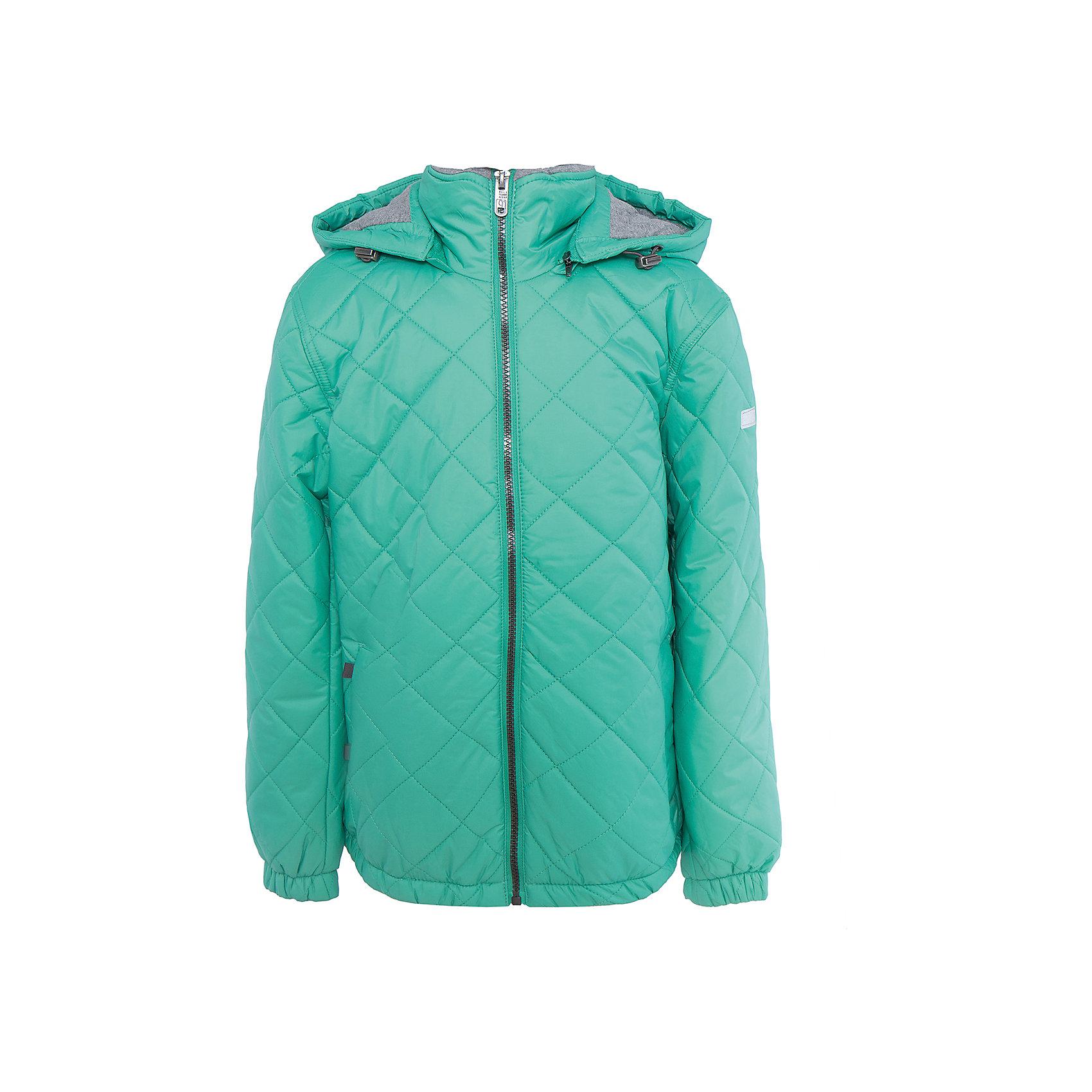 Куртка для мальчика SELAВерхняя одежда<br>Характеристики товара:<br><br>• цвет: зеленый<br>• состав: 100% нейлон<br>• температурный режим: от +5°до +15°С<br>• подкладка: 100% хлопок<br>• утеплитель: 100% полиэстер<br>• демисезон<br>• воротник-стойка<br>• молния<br>• стеганая<br>• капюшон с кулиской<br>• капюшон съёмный<br>• два кармана на кнопках<br>• коллекция весна-лето 2017<br>• страна бренда: Российская Федерация<br>• страна производитель: Китай<br><br>Вещи из новой коллекции SELA продолжают радовать удобством! Легкая куртка для мальчика поможет разнообразить гардероб ребенка и обеспечить комфорт. Она отлично сочетается с джинсами и брюками. Очень стильно смотрится!<br><br>Одежда, обувь и аксессуары от российского бренда SELA не зря пользуются большой популярностью у детей и взрослых! Модели этой марки - стильные и удобные, цена при этом неизменно остается доступной. Для их производства используются только безопасные, качественные материалы и фурнитура. Новая коллекция поддерживает хорошие традиции бренда! <br><br>Куртку для мальчика от популярного бренда SELA (СЕЛА) можно купить в нашем интернет-магазине.<br><br>Ширина мм: 356<br>Глубина мм: 10<br>Высота мм: 245<br>Вес г: 519<br>Цвет: зеленый<br>Возраст от месяцев: 84<br>Возраст до месяцев: 96<br>Пол: Мужской<br>Возраст: Детский<br>Размер: 128,140,152,116<br>SKU: 5305133