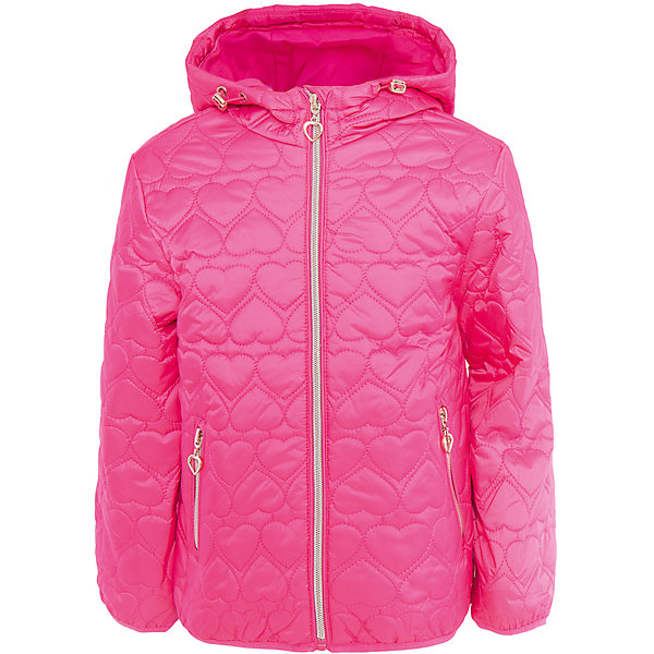 Куртка для девочки SELAВерхняя одежда<br>Характеристики товара:<br><br>• цвет: розовый<br>• состав: 100% нейлон; утеплитель: 100% ПЭ; подкладка: 100% хлопок; подкладка рукава: 100% ПЭ<br>• температурный режим: от +5°до +15°С<br>• покрой: полуприлегающий<br>• демисезон<br>• молния<br>• фактурный узор<br>• капюшон не отстёгивается<br>• два прирезных кармана на молнии<br>• коллекция весна-лето 2017<br>• страна бренда: Российская Федерация<br>• страна производитель: Китай<br><br>Вещи из новой коллекции SELA продолжают радовать удобством! Легкая куртка для девочки поможет разнообразить гардероб ребенка и обеспечить комфорт. Она отлично сочетается с юбками и брюками. Очень стильно смотрится!<br><br>Одежда, обувь и аксессуары от российского бренда SELA не зря пользуются большой популярностью у детей и взрослых! Модели этой марки - стильные и удобные, цена при этом неизменно остается доступной. Для их производства используются только безопасные, качественные материалы и фурнитура. Новая коллекция поддерживает хорошие традиции бренда! <br><br>Куртку для девочки от популярного бренда SELA (СЕЛА) можно купить в нашем интернет-магазине.<br>Ширина мм: 356; Глубина мм: 10; Высота мм: 245; Вес г: 519; Цвет: розовый; Возраст от месяцев: 24; Возраст до месяцев: 36; Пол: Женский; Возраст: Детский; Размер: 98,116,110,104; SKU: 5305158;