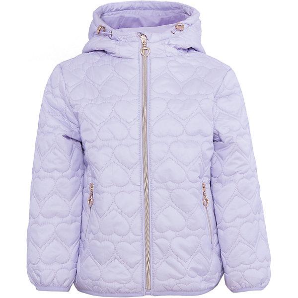 Куртка для девочки SELAВерхняя одежда<br>Характеристики товара:<br><br>• цвет: сиреневый<br>• состав: 100% нейлон; утеплитель: 100% ПЭ; подкладка: 100% хлопок; подкладка рукава: 100% ПЭ<br>• температурный режим: от +5°до +15°С<br>• покрой: полуприлегающий<br>• демисезон<br>• молния<br>• фактурный узор<br>• капюшон не отстёгивается<br>• два прирезных кармана на молнии<br>• коллекция весна-лето 2017<br>• страна бренда: Российская Федерация<br>• страна производитель: Китай<br><br>Вещи из новой коллекции SELA продолжают радовать удобством! Легкая куртка для девочки поможет разнообразить гардероб ребенка и обеспечить комфорт. Она отлично сочетается с юбками и брюками. Очень стильно смотрится!<br><br>Одежда, обувь и аксессуары от российского бренда SELA не зря пользуются большой популярностью у детей и взрослых! Модели этой марки - стильные и удобные, цена при этом неизменно остается доступной. Для их производства используются только безопасные, качественные материалы и фурнитура. Новая коллекция поддерживает хорошие традиции бренда! <br><br>Куртку для девочки от популярного бренда SELA (СЕЛА) можно купить в нашем интернет-магазине.<br><br>Ширина мм: 356<br>Глубина мм: 10<br>Высота мм: 245<br>Вес г: 519<br>Цвет: лиловый<br>Возраст от месяцев: 24<br>Возраст до месяцев: 36<br>Пол: Женский<br>Возраст: Детский<br>Размер: 98,116,110,104<br>SKU: 5305163
