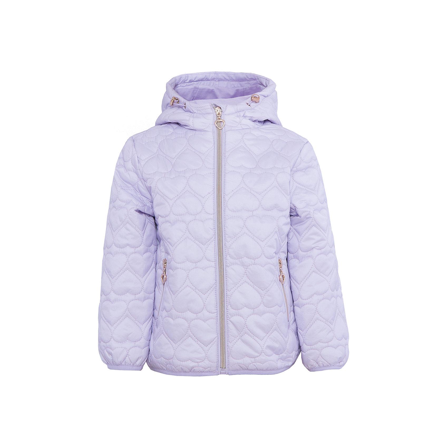 Куртка для девочки SELAВерхняя одежда<br>Характеристики товара:<br><br>• цвет: сиреневый<br>• состав: 100% нейлон; утеплитель: 100% ПЭ; подкладка: 100% хлопок; подкладка рукава: 100% ПЭ<br>• температурный режим: от +5°до +15°С<br>• покрой: полуприлегающий<br>• демисезон<br>• молния<br>• фактурный узор<br>• капюшон не отстёгивается<br>• два прирезных кармана на молнии<br>• коллекция весна-лето 2017<br>• страна бренда: Российская Федерация<br>• страна производитель: Китай<br><br>Вещи из новой коллекции SELA продолжают радовать удобством! Легкая куртка для девочки поможет разнообразить гардероб ребенка и обеспечить комфорт. Она отлично сочетается с юбками и брюками. Очень стильно смотрится!<br><br>Одежда, обувь и аксессуары от российского бренда SELA не зря пользуются большой популярностью у детей и взрослых! Модели этой марки - стильные и удобные, цена при этом неизменно остается доступной. Для их производства используются только безопасные, качественные материалы и фурнитура. Новая коллекция поддерживает хорошие традиции бренда! <br><br>Куртку для девочки от популярного бренда SELA (СЕЛА) можно купить в нашем интернет-магазине.<br><br>Ширина мм: 356<br>Глубина мм: 10<br>Высота мм: 245<br>Вес г: 519<br>Цвет: лиловый<br>Возраст от месяцев: 60<br>Возраст до месяцев: 72<br>Пол: Женский<br>Возраст: Детский<br>Размер: 116,98,104,110<br>SKU: 5305163