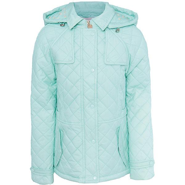 Куртка для девочки SELAВерхняя одежда<br>Характеристики товара:<br><br>• цвет: зеленый<br>• состав: 100% ПА; подкладка: 90% ПЭ, 10% хлопок; подкладка рукава: 100% ПЭ; утеплитель: 100% ПЭ<br>• температурный режим: от +5°до +15°С<br>• демисезон<br>• силуэт полуприлегающий<br>• отложной воротник<br>• молния<br>• планка от ветра<br>• стеганая<br>• съёмный капюшон дополнен кулиской<br>• два кармана на кнопках<br>• коллекция весна-лето 2017<br>• страна бренда: Российская Федерация<br>• страна изготовитель: Китай<br><br>Вещи из новой коллекции SELA продолжают радовать удобством! Легкая куртка для девочки поможет разнообразить гардероб ребенка и обеспечить комфорт. Она отлично сочетается с юбками и брюками. Очень стильно смотрится!<br><br>Одежда, обувь и аксессуары от российского бренда SELA не зря пользуются большой популярностью у детей и взрослых! Модели этой марки - стильные и удобные, цена при этом неизменно остается доступной. Для их производства используются только безопасные, качественные материалы и фурнитура. Новая коллекция поддерживает хорошие традиции бренда! <br><br>Куртку для девочки от популярного бренда SELA (СЕЛА) можно купить в нашем интернет-магазине.<br>Ширина мм: 356; Глубина мм: 10; Высота мм: 245; Вес г: 519; Цвет: зеленый; Возраст от месяцев: 108; Возраст до месяцев: 120; Пол: Женский; Возраст: Детский; Размер: 140,128,116,152; SKU: 5305173;