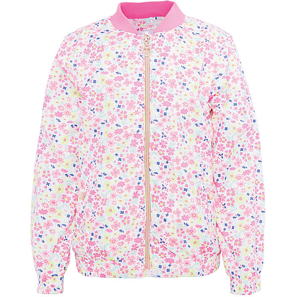 Куртка для девочки SELAВерхняя одежда<br>Характеристики товара:<br><br>• цвет: молочный<br>• состав: 100% полиэстер; подкладка: 65% полиэстер, 35% хлопок; отделка: 100% полиэстер; подкладка рукава: 100% полиэстер<br>• температурный режим: от +10°до +20°С<br>• молния<br>• принт<br>• эластичные манжеты и низ<br>• подкладка<br>• два боковых кармана на кнопках<br>• коллекция весна-лето 2017<br>• страна бренда: Российская Федерация<br>• страна изготовитель: Китай<br><br>Вещи из новой коллекции SELA продолжают радовать удобством! Легкая куртка для девочки поможет разнообразить гардероб ребенка и обеспечить комфорт. Она отлично сочетается с юбками и брюками. Очень стильно смотрится!<br><br>Одежда, обувь и аксессуары от российского бренда SELA не зря пользуются большой популярностью у детей и взрослых! Модели этой марки - стильные и удобные, цена при этом неизменно остается доступной. Для их производства используются только безопасные, качественные материалы и фурнитура. Новая коллекция поддерживает хорошие традиции бренда! <br><br>Куртку для девочки от популярного бренда SELA (СЕЛА) можно купить в нашем интернет-магазине.<br><br>Ширина мм: 356<br>Глубина мм: 10<br>Высота мм: 245<br>Вес г: 519<br>Цвет: розовый<br>Возраст от месяцев: 24<br>Возраст до месяцев: 36<br>Пол: Женский<br>Возраст: Детский<br>Размер: 98,116,110,104<br>SKU: 5305198