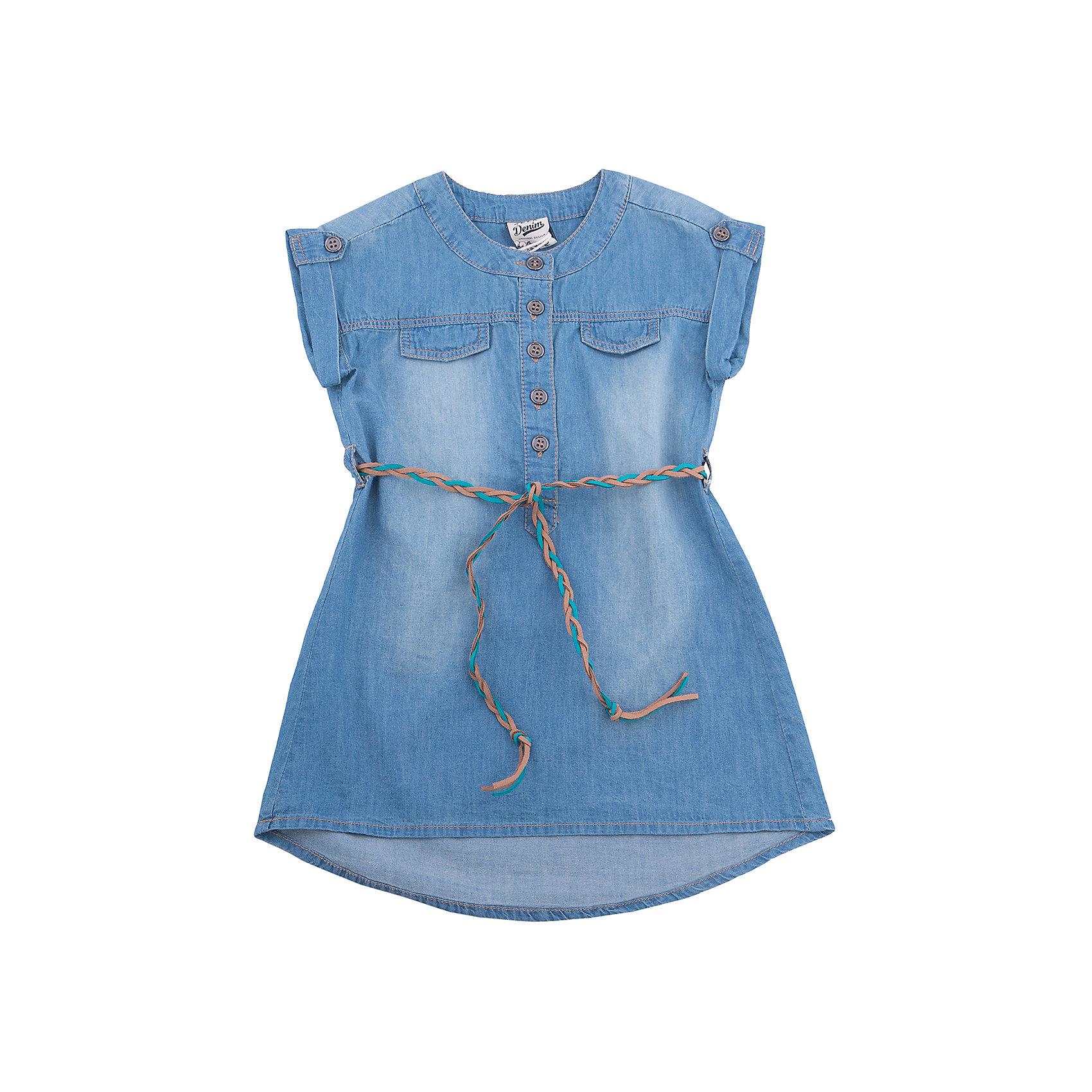 Платье джинсовое для девочки SELAДжинсовая одежда<br>Характеристики товара:<br><br>• цвет: синий джинс<br>• сезон: лето<br>• состав: 100% хлопок<br>• пуговицы<br>• длина выше колена<br>• корткие рукава<br>• страна бренда: Россия<br><br>В новой коллекции SELA отличные модели одежды! Это платье для девочки поможет разнообразить гардероб ребенка и обеспечить комфорт. Оно отлично сочетается с различной обувью.<br><br>Одежда, обувь и аксессуары от российского бренда SELA не зря пользуются большой популярностью у детей и взрослых! Модели этой марки - стильные и удобные, цена при этом неизменно остается доступной. Для их производства используются только безопасные, качественные материалы и фурнитура.<br><br>Платье для девочки от популярного бренда SELA (СЕЛА) можно купить в нашем интернет-магазине.<br><br>Ширина мм: 236<br>Глубина мм: 16<br>Высота мм: 184<br>Вес г: 177<br>Цвет: синий джинс<br>Возраст от месяцев: 24<br>Возраст до месяцев: 36<br>Пол: Женский<br>Возраст: Детский<br>Размер: 98,116,92,104,110<br>SKU: 5305262