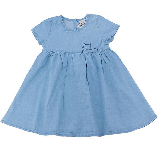 Платье для девочки SELAПлатья и сарафаны<br>Характеристики товара:<br><br>• цвет: голубой<br>• сезон: лето<br>• состав: 100% хлопок<br>• длина выше колена<br>• корткие рукава<br>• страна бренда: Россия<br><br>В новой коллекции SELA отличные модели одежды! Это платье для девочки поможет разнообразить гардероб ребенка и обеспечить комфорт. Оно отлично сочетается с различной обувью.<br><br>Одежда, обувь и аксессуары от российского бренда SELA не зря пользуются большой популярностью у детей и взрослых! Модели этой марки - стильные и удобные, цена при этом неизменно остается доступной. Для их производства используются только безопасные, качественные материалы и фурнитура.<br><br>Платье для девочки от популярного бренда SELA (СЕЛА) можно купить в нашем интернет-магазине.<br><br>Ширина мм: 236<br>Глубина мм: 16<br>Высота мм: 184<br>Вес г: 177<br>Цвет: голубой<br>Возраст от месяцев: 48<br>Возраст до месяцев: 60<br>Пол: Женский<br>Возраст: Детский<br>Размер: 110,104,98,92,116<br>SKU: 5305268