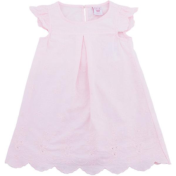 Платье для девочки SELAПлатья и сарафаны<br>Характеристики товара:<br><br>• цвет: лиловый<br>• состав: 100% хлопок<br>• ажурная отделка<br>• сезон: лето<br>• длина выше колена<br>• корткие рукава<br>• страна бренда: Россия<br><br>Платье для девочки поможет разнообразить гардероб ребенка и обеспечить комфорт.  Оно отлично сочетается с босоножками, сандалями или туфельками. Стильная и удобная вещь!<br><br>Одежда, обувь и аксессуары от российского бренда SELA не зря пользуются большой популярностью у детей и взрослых!<br><br>Платье для девочки от популярного бренда SELA (СЕЛА) можно купить в нашем интернет-магазине.<br><br>Платье для девочки от популярного бренда SELA (СЕЛА) можно купить в нашем интернет-магазине.<br><br>Ширина мм: 236<br>Глубина мм: 16<br>Высота мм: 184<br>Вес г: 177<br>Цвет: розовый<br>Возраст от месяцев: 48<br>Возраст до месяцев: 60<br>Пол: Женский<br>Возраст: Детский<br>Размер: 110,104,98,92,116<br>SKU: 5305467