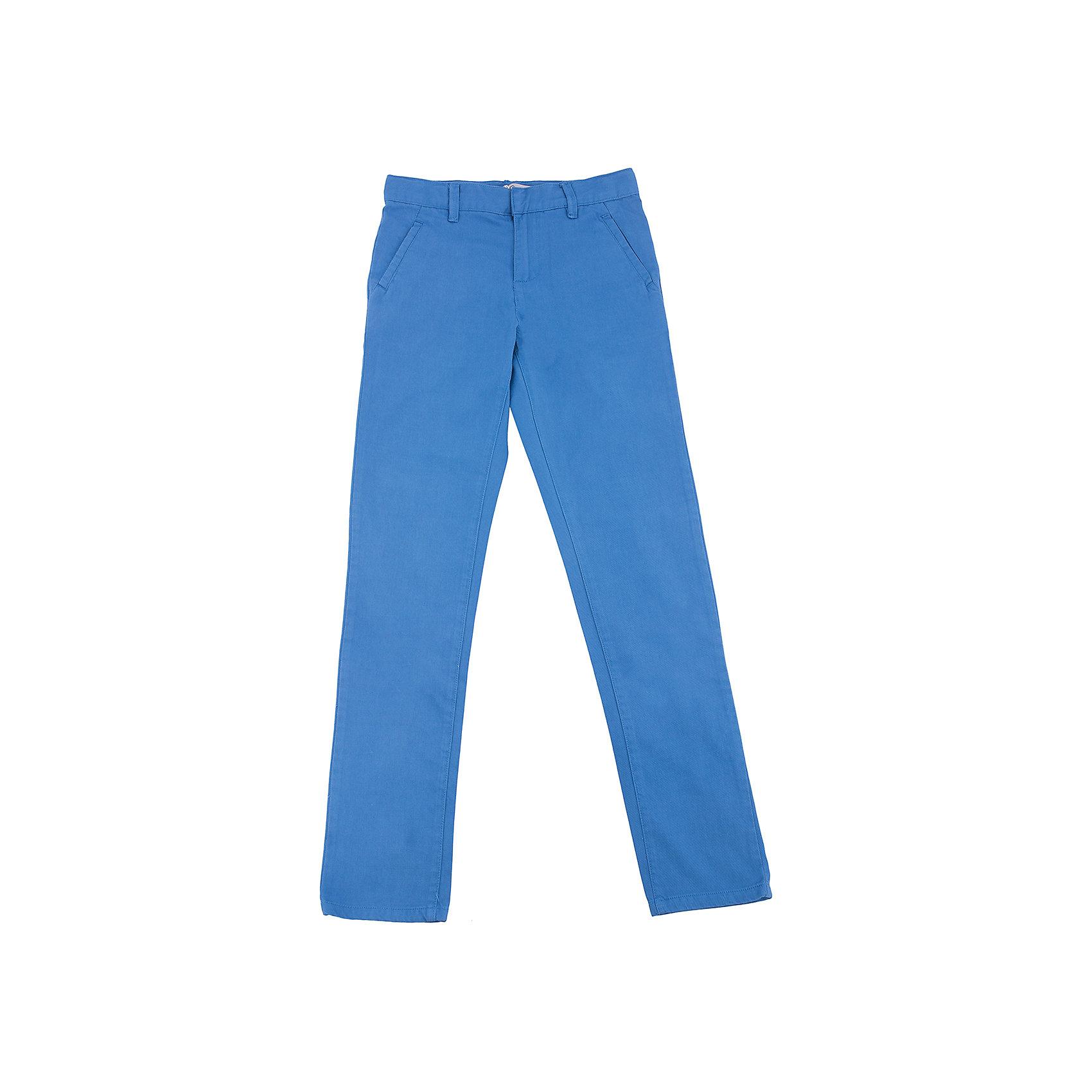 Брюки для мальчика SELAБрюки<br>Характеристики товара:<br><br>• цвет: синий<br>• состав: 100% хлопок<br>• классический силуэт<br>• карманы<br>• шлевки<br>• сезон: демисезон<br>• страна бренда: Россия<br><br>Вещи из новой коллекции SELA продолжают радовать удобством! Стильные брюки для мальчика помогут разнообразить гардероб ребенка и стать базовой вещью. Они отлично сочетаются с рубашками, футболками, куртками. Универсальный цвет позволяет подобрать к вещи верх разных расцветок. <br>Одежда, обувь и аксессуары от российского бренда SELA не зря пользуются большой популярностью у детей и взрослых! Модели этой марки - стильные и удобные, цена при этом неизменно остается доступной. Для их производства используются только безопасные, качественные материалы и фурнитура. Новая коллекция поддерживает хорошие традиции бренда! <br><br>Брюки для мальчика от популярного бренда SELA (СЕЛА) можно купить в нашем интернет-магазине.<br><br>Ширина мм: 215<br>Глубина мм: 88<br>Высота мм: 191<br>Вес г: 336<br>Цвет: синий<br>Возраст от месяцев: 84<br>Возраст до месяцев: 96<br>Пол: Мужской<br>Возраст: Детский<br>Размер: 128,134,140,146,152,122<br>SKU: 5305906