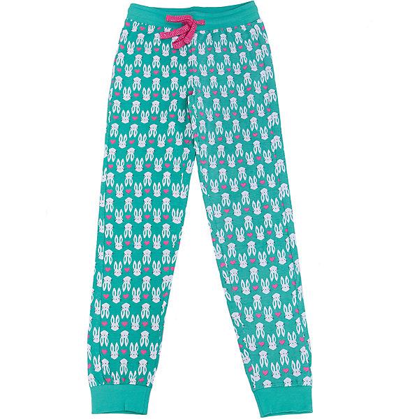 Брюки для девочки SELAБрюки<br>Характеристики товара:<br><br>• цвет: зеленый<br>• состав: 100% хлопок<br>• манжеты<br>• принт<br>• пояс: мягкая резинка со шнурком<br>• коллекция весна-лето 2017<br>• страна бренда: Российская Федерация<br><br>Вещи из новой коллекции SELA продолжают радовать удобством! Симпатичные брюки для девочки помогут разнообразить гардероб и обеспечить комфорт. Они отлично сочетаются с майками, футболками, куртками. В составе материала - натуральный хлопок.<br><br>Одежда, обувь и аксессуары от российского бренда SELA не зря пользуются большой популярностью у детей и взрослых! Модели этой марки - стильные и удобные, цена при этом неизменно остается доступной. Для их производства используются только безопасные, качественные материалы и фурнитура. Новая коллекция поддерживает хорошие традиции бренда! <br><br>Брюки для девочки от популярного бренда SELA (СЕЛА) можно купить в нашем интернет-магазине.<br>Ширина мм: 215; Глубина мм: 88; Высота мм: 191; Вес г: 336; Цвет: зеленый; Возраст от месяцев: 96; Возраст до месяцев: 108; Пол: Женский; Возраст: Детский; Размер: 140/146,92/98,104/110,116/122,128/134; SKU: 5305919;