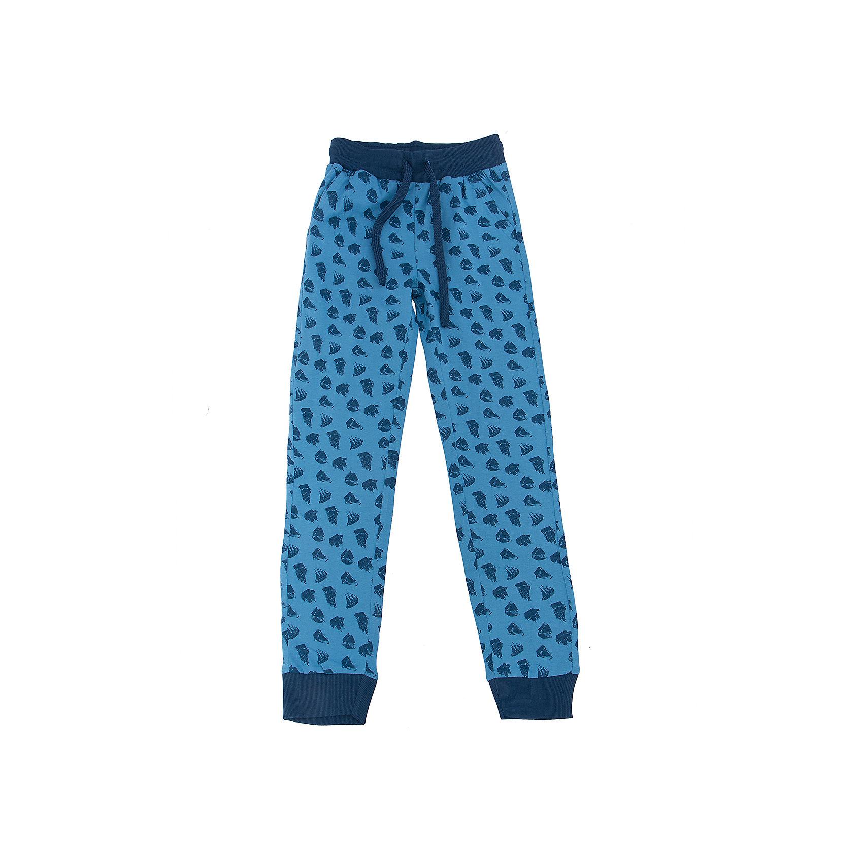 Брюки для мальчика SELAБрюки<br>Характеристики товара:<br><br>• цвет: голубой<br>• состав: 88% хлопок, 12% эластан<br>• манжеты<br>• принт<br>• пояс: мягкая резинка со шнурком<br>• коллекция весна-лето 2017<br>• страна бренда: Российская Федерация<br><br>Вещи из новой коллекции SELA продолжают радовать удобством! Симпатичные брюки для девочки помогут разнообразить гардероб и обеспечить комфорт. Они отлично сочетаются с майками, футболками, куртками. В составе материала - натуральный хлопок.<br><br>Одежда, обувь и аксессуары от российского бренда SELA не зря пользуются большой популярностью у детей и взрослых! Модели этой марки - стильные и удобные, цена при этом неизменно остается доступной. Для их производства используются только безопасные, качественные материалы и фурнитура. Новая коллекция поддерживает хорошие традиции бренда! <br><br>Брюки для девочки от популярного бренда SELA (СЕЛА) можно купить в нашем интернет-магазине.<br><br>Ширина мм: 215<br>Глубина мм: 88<br>Высота мм: 191<br>Вес г: 336<br>Цвет: голубой<br>Возраст от месяцев: 120<br>Возраст до месяцев: 132<br>Пол: Мужской<br>Возраст: Детский<br>Размер: 140/146,92/98,104/110,116/122,128/134<br>SKU: 5305937