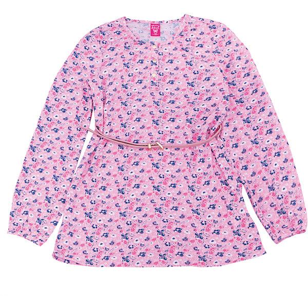 Блуза для девочки SELAБлузки и рубашки<br>Характеристики товара:<br><br>• цвет: розовый<br>• состав: 100% вискоза<br>• декорирована принтом<br>• приталенная<br>• длинные рукава<br>• округлый горловой вырез<br>• коллекция весна-лето 2017<br>• страна бренда: Российская Федерация<br><br>В новой коллекции SELA отличные модели одежды! Эта блуза для девочки поможет разнообразить гардероб ребенка и обеспечить комфорт. Она отлично сочетается с юбками и брюками. Стильная и удобная вещь!<br><br>Одежда, обувь и аксессуары от российского бренда SELA не зря пользуются большой популярностью у детей и взрослых! Модели этой марки - стильные и удобные, цена при этом неизменно остается доступной. Для их производства используются только безопасные, качественные материалы и фурнитура. Новая коллекция поддерживает хорошие традиции бренда! <br><br>Блузу для девочки от популярного бренда SELA (СЕЛА) можно купить в нашем интернет-магазине.<br>Ширина мм: 186; Глубина мм: 87; Высота мм: 198; Вес г: 197; Цвет: розовый; Возраст от месяцев: 108; Возраст до месяцев: 120; Пол: Женский; Возраст: Детский; Размер: 140,146,152,122,128,134; SKU: 5306937;