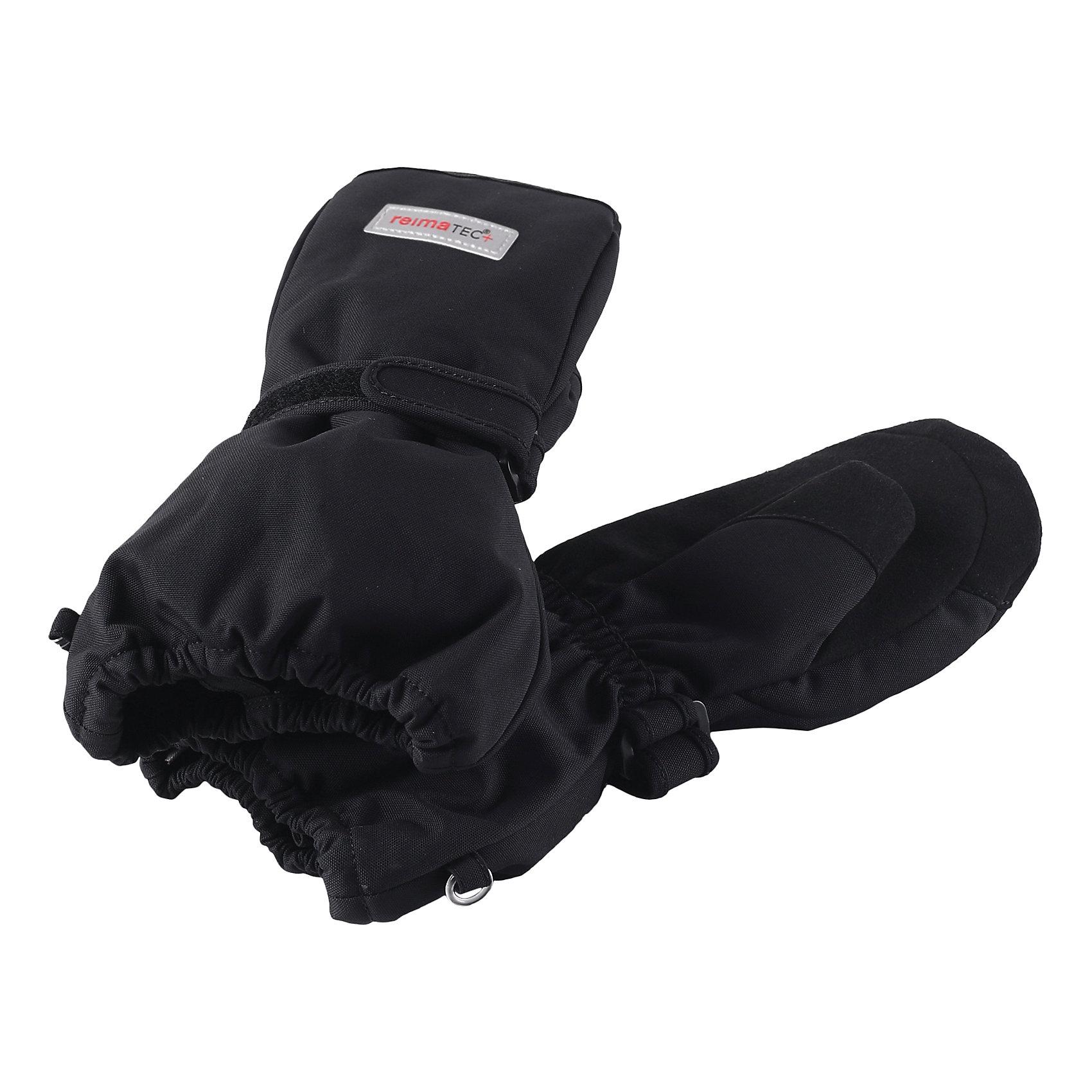 Варежки Askare Reimatec®+ ReimaВарежки для детей.Полная водонепроницаемость и «дышащая» способность благодаря вставке Hipora. Накладки на ладонях и больших пальцах «Дышащий» теплый и быстросохнущий флис .Мягкая теплая подкладка из флиса. Простая застежка на липучке Логотип Reima® спереди. Светоотражающий элемент спереди.<br>Состав:<br>100% ПА, ПУ-покрытие<br><br>Ширина мм: 162<br>Глубина мм: 171<br>Высота мм: 55<br>Вес г: 119<br>Цвет: черный<br>Возраст от месяцев: 24<br>Возраст до месяцев: 48<br>Пол: Унисекс<br>Возраст: Детский<br>Размер: 3,5,4<br>SKU: 5309266