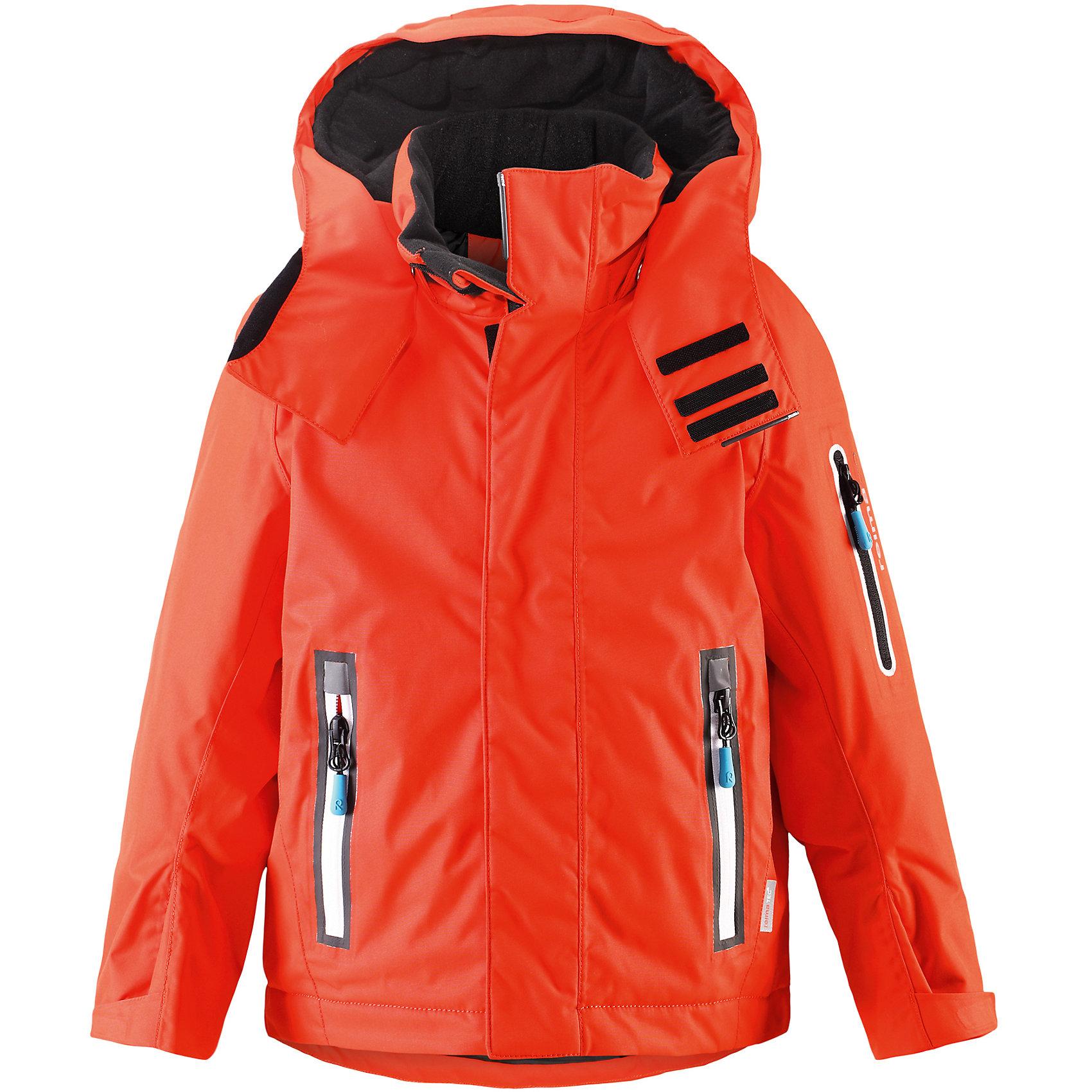 Куртка Regor Reimatec® ReimaОдежда<br>Зимняя куртка для детей. Все швы проклеены и водонепроницаемы. Водо- и ветронепроницаемый «дышащий» материал. Гладкая подкладка из полиэстра. Безопасный, отстегивающийся и регулируемый капюшон. Регулируемые манжеты и внутренние манжеты из лайкры. Регулируемый подол, снегозащитный манжет на талии. Новая усовершенствованная молния — больше не застревает! Карман для очков и внутренний нагрудный карман. Карманы на молнии. Карман на рукаве с пластинчатым разъемом для датчика ReimaGO® .<br>Состав:<br>100% ПЭ, ПУ-покрытие<br><br>Ширина мм: 356<br>Глубина мм: 10<br>Высота мм: 245<br>Вес г: 519<br>Цвет: красный<br>Возраст от месяцев: 24<br>Возраст до месяцев: 36<br>Пол: Унисекс<br>Возраст: Детский<br>Размер: 98,110,104<br>SKU: 5309388