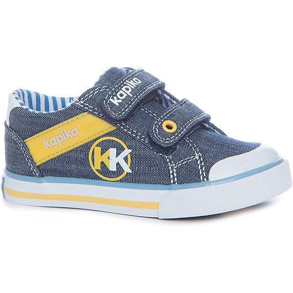 Кроссовки для мальчика KAPIKA, синий
