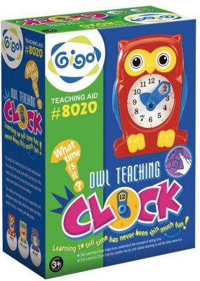 GIGO Набор для творчества Часы Сова
