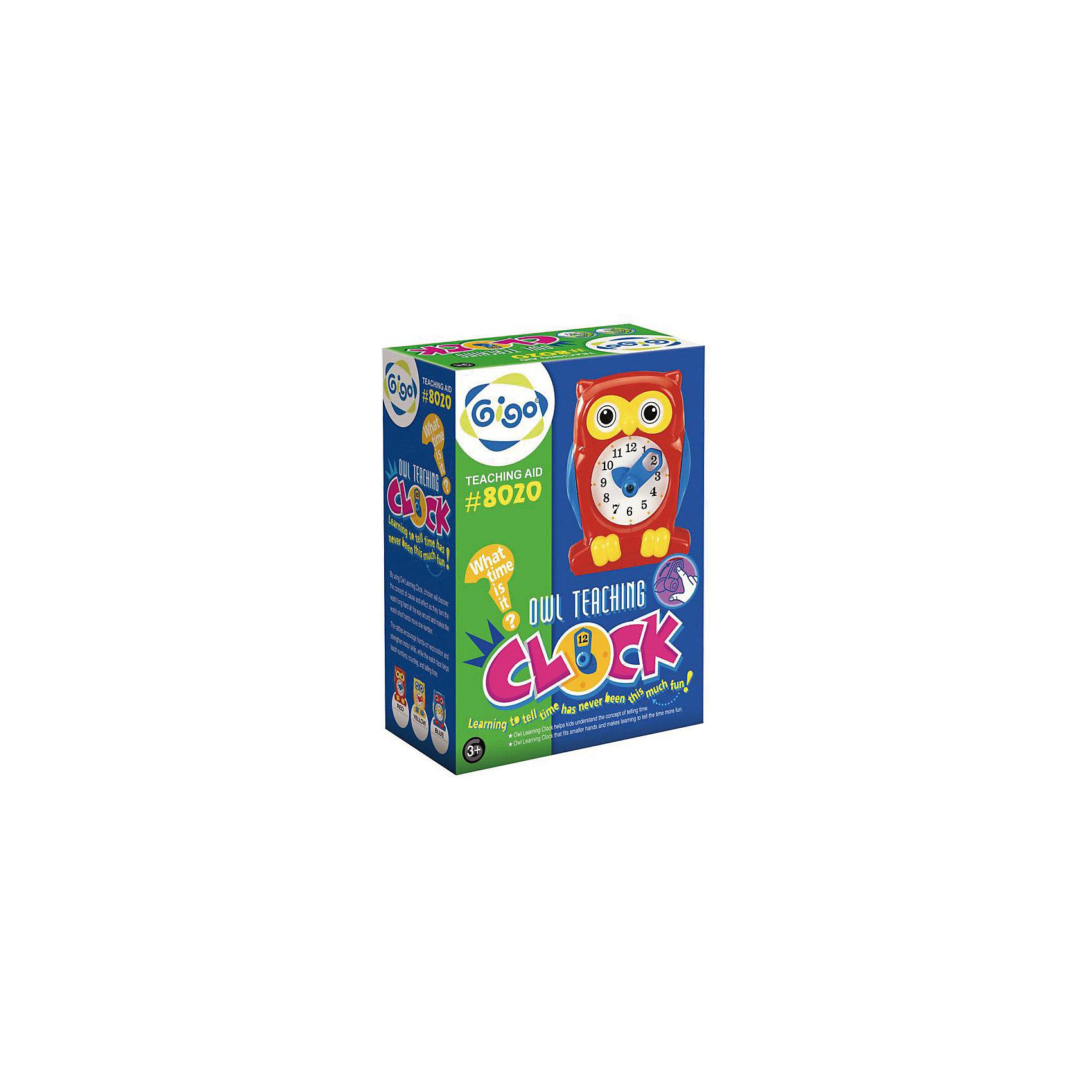 Набор для творчества  Часы СоваКонструктор Gigo Owl teaching clock (Гиго. Часы Сова) - это развивающая игрушка для детей старше 3-х лет. Часы выполнены в виде совы, подвешиваются на стену. Благодаря большому размеру, часы могут применяться для демонстрации детям на занятиях в детском саду или школе.<br><br>Ширина мм: 155<br>Глубина мм: 60<br>Высота мм: 110<br>Вес г: 214<br>Возраст от месяцев: 36<br>Возраст до месяцев: 192<br>Пол: Унисекс<br>Возраст: Детский<br>SKU: 5324986