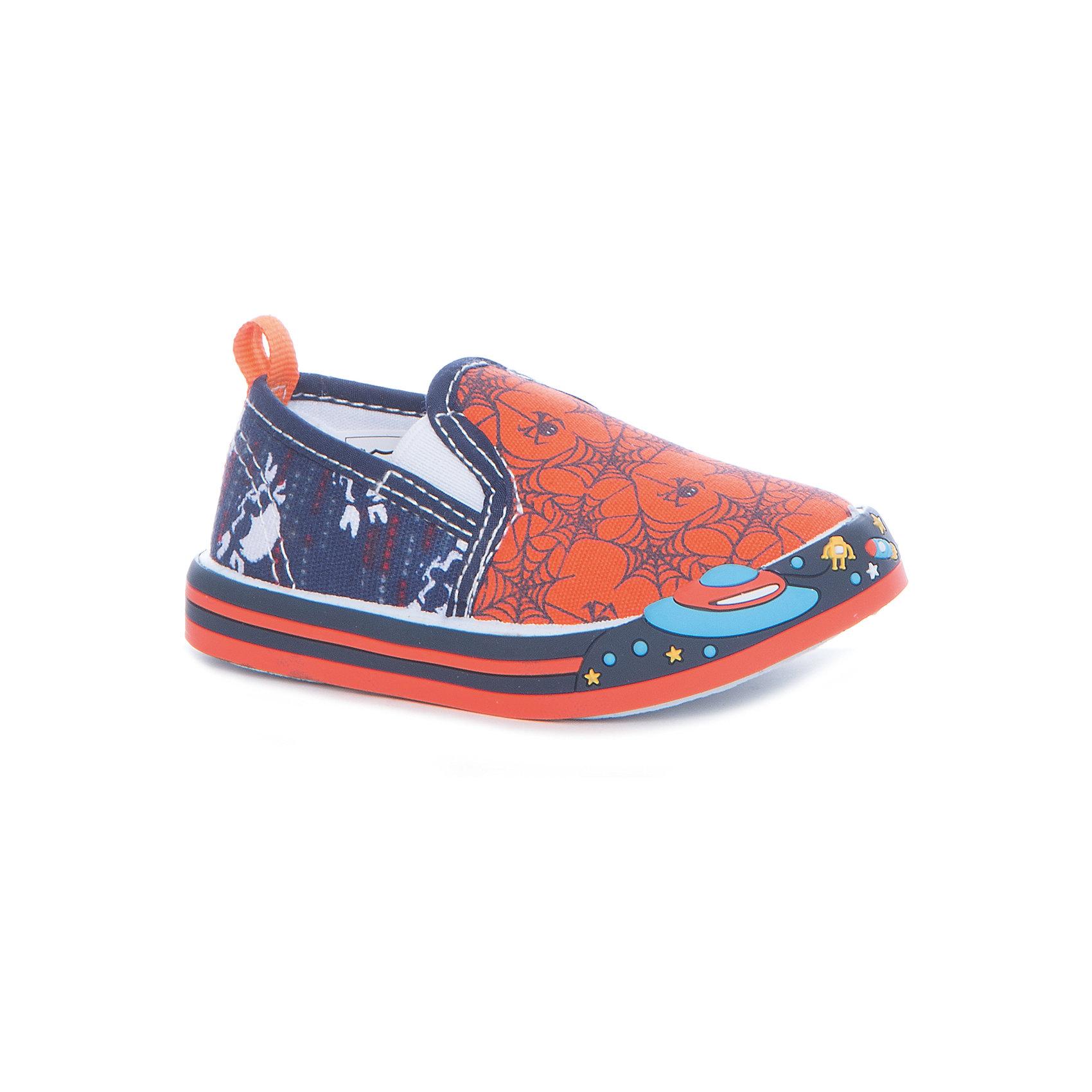 Слипоны для мальчика MURSUОбувь<br>Характеристики товара:<br><br>• цвет: оранжевый, синий<br>• внешний материал: текстиль, хлопок<br>• внутренний материал: текстиль, хлопок<br>• стелька: натуральная кожа<br>• подошва: ПВХ<br>• наличие супинатора<br>• анатомическая модель<br>• эластичные вставки для удобаства надевания<br>• тип застёжки: нет<br>• устойчивая подошва<br>• страна бренда: Финляндия<br>• страна изготовитель: Китай<br><br>Слипоны - новое веяние городской моды! Они будут популярны и в наступающем сезоне. Модные легкие слипоны помогут обеспечить ребенку комфорт и дополнить наряд. Слипоны удобно сидят на ноге и красиво смотрятся. Отличный вариант для теплой погоды!<br><br>Слипоны от финского бренда MURSU (МУРСУ) можно купить в нашем интернет-магазине.<br><br>Ширина мм: 250<br>Глубина мм: 150<br>Высота мм: 150<br>Вес г: 250<br>Цвет: разноцветный<br>Возраст от месяцев: 12<br>Возраст до месяцев: 15<br>Пол: Мужской<br>Возраст: Детский<br>Размер: 21,22,23,24,25,20<br>SKU: 5325681