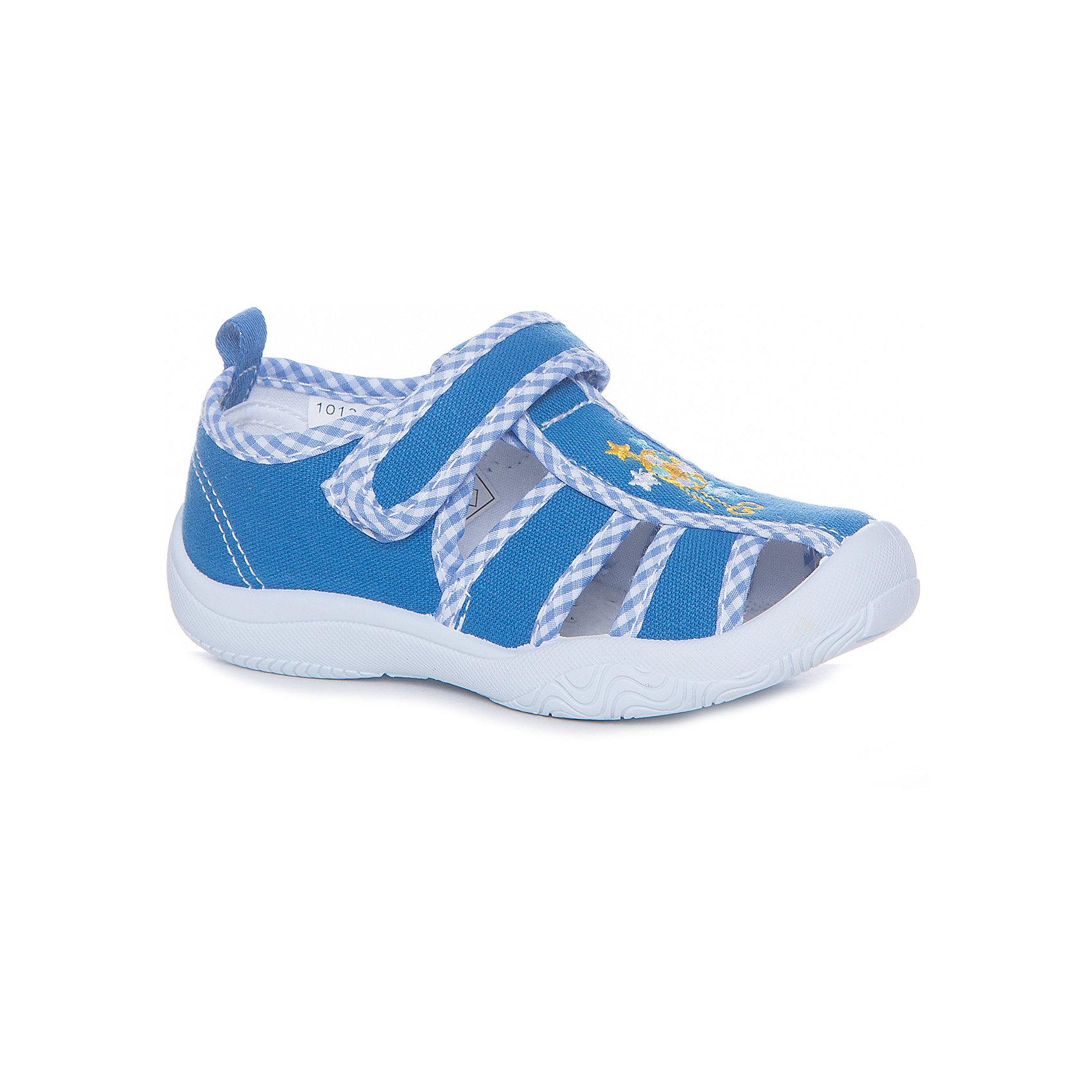 Сандалии для мальчика MURSUОбувь<br>Текстильная обувь для мальчика MURSU<br>Состав: <br>Материал верха: хлопок; Материал подкладки: хлопок; Материал подошвы: ПВХ; Материал стельки: натуральная кожа.<br><br>Ширина мм: 227<br>Глубина мм: 145<br>Высота мм: 124<br>Вес г: 325<br>Цвет: голубой<br>Возраст от месяцев: 24<br>Возраст до месяцев: 24<br>Пол: Мужской<br>Возраст: Детский<br>Размер: 25,20,21,22,23,24<br>SKU: 5325716