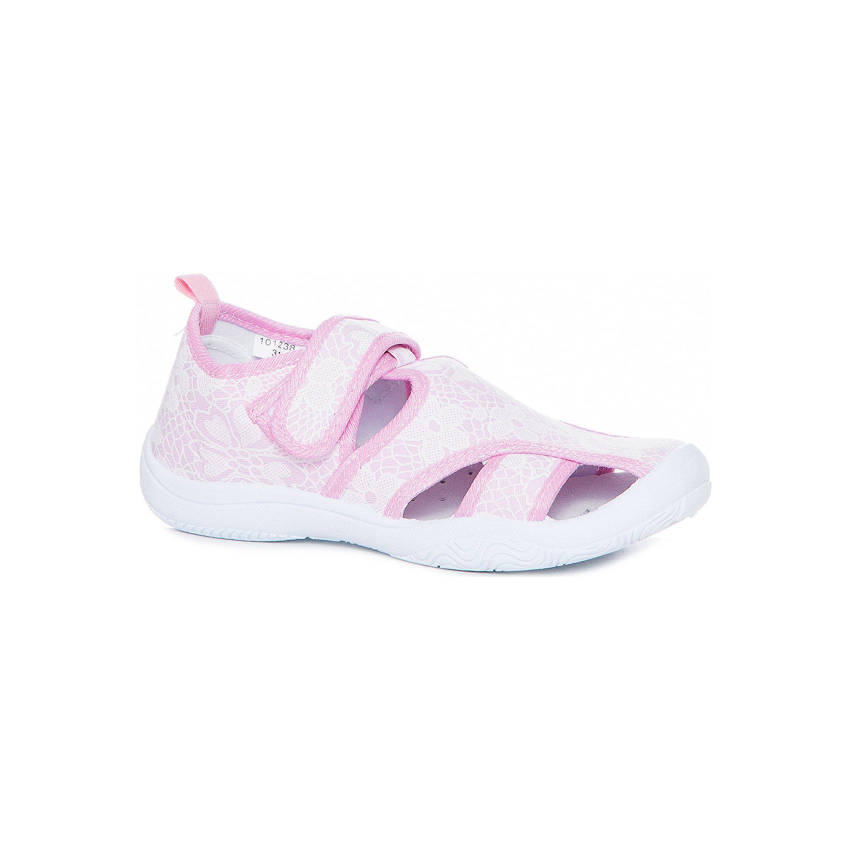 Сандалии для девочки MURSUСандалии<br>Текстильная обувь для девочки MURSU<br>Состав: <br>Материал верха: хлопок; Материал подкладки: хлопок; Материал подошвы: ПВХ; Материал стельки: натуральная кожа.<br><br>Ширина мм: 227<br>Глубина мм: 145<br>Высота мм: 124<br>Вес г: 325<br>Цвет: розовый<br>Возраст от месяцев: 84<br>Возраст до месяцев: 96<br>Пол: Женский<br>Возраст: Детский<br>Размер: 31,32,27,28,29,30<br>SKU: 5325765