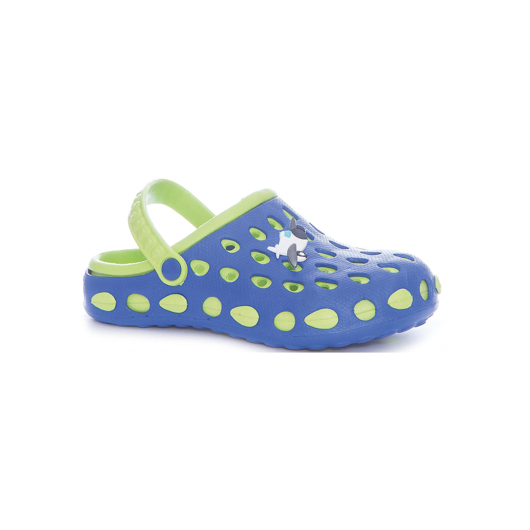 Сабо для мальчика MURSUПляжная обувь<br>Характеристики товара:<br><br>• цвет: синий<br>• внешний материал: ЭВА<br>• внутренний материал: ЭВА<br>• стелька: ЭВА<br>• подошва: ЭВА<br>• облегчённая модель<br>• подходит для пляжа <br>• удобная фиксация пятки<br>• отверстия для вентиляции<br>• устойчивая подошва<br>• страна бренда: Финляндия<br>• страна изгтовитель: Китай<br><br>Детям для правильного развития стопы и всего организма необходима качественная обувь. Эта удобная пляжная обувь поможет создать ногам ребенка комфортные условия, благодаря продуманной конструкции она отлично сидит на ноге. Это отличный вариант правильной и красивой детской обуви!<br><br>Сабо от финского бренда MURSU (МУРСУ) можно купить в нашем интернет-магазине.<br><br>Ширина мм: 248<br>Глубина мм: 135<br>Высота мм: 147<br>Вес г: 256<br>Цвет: разноцветный<br>Возраст от месяцев: 132<br>Возраст до месяцев: 144<br>Пол: Мужской<br>Возраст: Детский<br>Размер: 35,30,31,32,33,34<br>SKU: 5326058