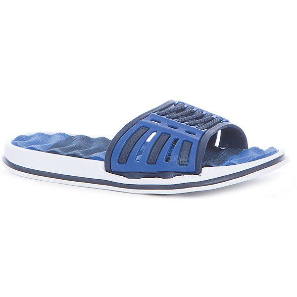 Шлепанцы для мальчика MURSUОбувь<br>Характеристики товара:<br><br>• цвет: синий<br>• внешний материал: ПВХ<br>• внутренний материал: ПВХ<br>• стелька: ЭВА<br>• подошва: ЭВА<br>• облегчённая модель<br>• подходит для пляжа <br>• подходит для занятий в бассейне<br>• отверстия для вентиляции<br>• устойчивая подошва<br>• страна бренда: Финляндия<br>• страна изготовитель: Китай<br><br>Детям для правильного развития стопы и всего организма необходима качественная обувь. Эта удобная пляжная обувь поможет создать ногам ребенка комфортные условия, благодаря продуманной конструкции она отлично сидит на ноге. Это отличный вариант правильной и красивой детской обуви!<br><br>Шлёпанцы от финского бренда MURSU (МУРСУ) можно купить в нашем интернет-магазине.<br><br>Ширина мм: 248<br>Глубина мм: 135<br>Высота мм: 147<br>Вес г: 256<br>Цвет: синий<br>Возраст от месяцев: 84<br>Возраст до месяцев: 96<br>Пол: Мужской<br>Возраст: Детский<br>Размер: 31,35,30,32,33,34<br>SKU: 5326163