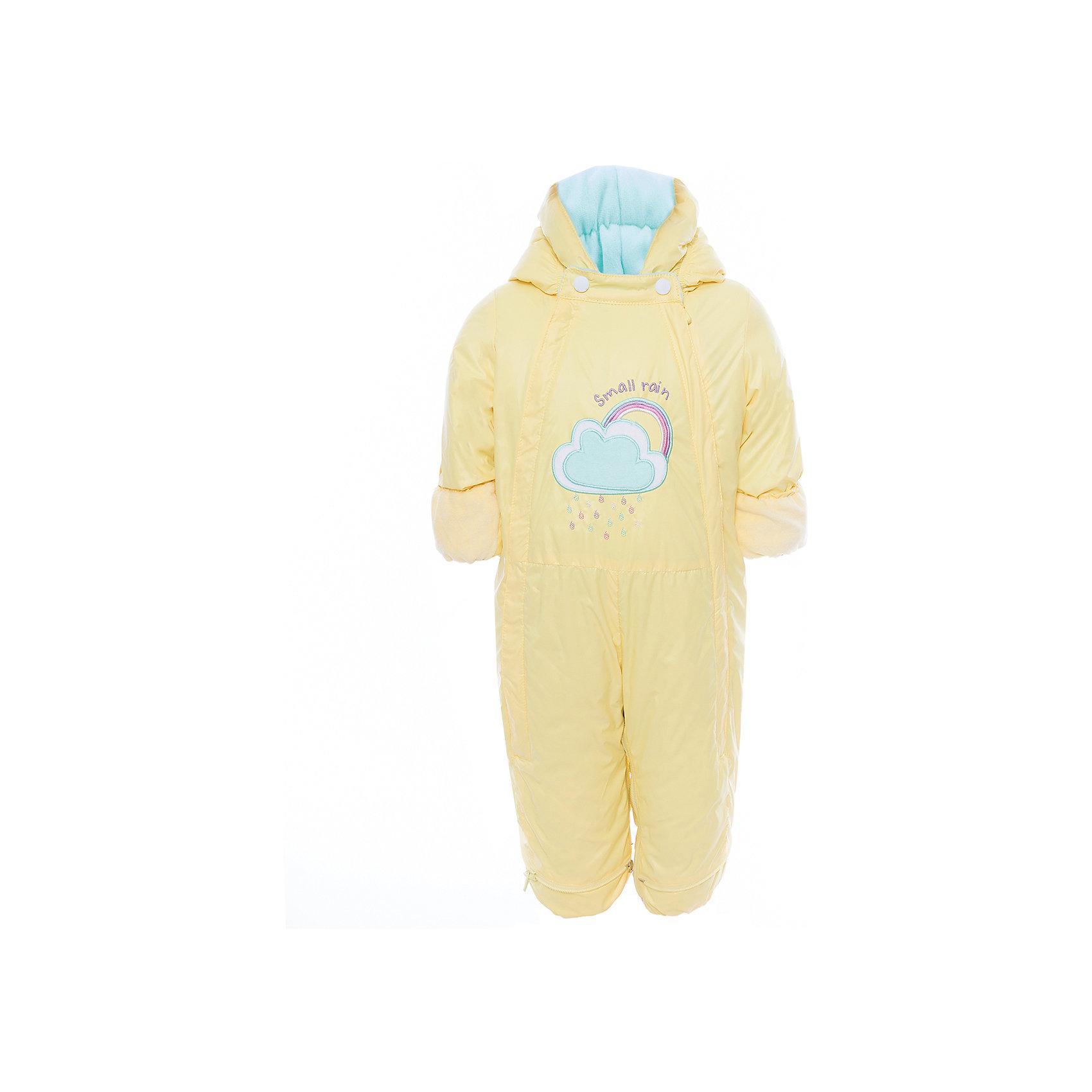Комбинезон детский BOOM by OrbyВерхняя одежда<br>Характеристики товара:<br><br>• цвет: желтый<br>• состав: верх - болонь, подкладка - поликоттон, утеплитель: эко-синтепон 150 г/м2<br>• температурный режим: от -5 С° до +10 С° <br>• капюшон<br>• застежка - молния<br>• планка от ветра<br>• отделка велюром<br>• декорирован вышивкой<br>• комфортная посадка<br>• страна производства: Российская Федерация<br>• страна бренда: Российская Федерация<br>• коллекция: весна-лето 2017<br><br>Одежда для самых маленьких должна быть особо комфортной! Такой комбинезон - отличный вариант для межсезонья с постоянно меняющейся погодой. Эта модель - модная и удобная одновременно! Изделие отличается стильным ярким дизайном. Комбинезон дополнен мягкой подкладкой. Вещь была разработана специально для малышей.<br><br>Комбинезон детский от бренда BOOM by Orby можно купить в нашем интернет-магазине.<br><br>Ширина мм: 356<br>Глубина мм: 10<br>Высота мм: 245<br>Вес г: 519<br>Цвет: желтый<br>Возраст от месяцев: 6<br>Возраст до месяцев: 9<br>Пол: Унисекс<br>Возраст: Детский<br>Размер: 62,68,74<br>SKU: 5342949