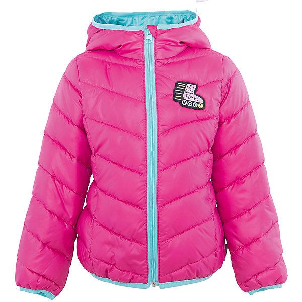 Куртка для девочки BOOM by OrbyВерхняя одежда<br>Характеристики товара:<br><br>• цвет: розовый<br>• состав: 100% полиэстер<br>• верхняя ткань: Таффета oil cire PU<br>• подкладка: ПЭ пуходержащий<br>• наполнитель: Эко-синтепон 150 г/м2<br>• температурный режим: от +10°до 0°С<br>• прочный материал<br>• капюшон (не отстегивается)<br>• застежка - молния<br>• демисезонная<br>• стеганая<br>• декорирована нашивкой<br>• комфортная посадка<br>• страна производства: Российская Федерация<br>• страна бренда: Российская Федерация<br>• коллекция: весна-лето 2017<br><br>Одежда для детей должна быть особо комфортной! Такая курточка - отличный вариант для межсезонья с постоянно меняющейся погодой. Эта модель - модная и удобная одновременно! Изделие отличается стильным ярким дизайном. Куртка дополнена мягкой подкладкой. Вещь была разработана специально для детей.<br><br>Одежда от российского бренда BOOM by Orby уже завоевала популярностью у многих детей и их родителей. Вещи, выпускаемые компанией, качественные, продуманные и очень удобные. Для производства коллекций используются только безопасные для детей материалы. Спешите приобрести модели из новой коллекции Весна-лето 2017! <br><br>Куртку для девочки от бренда BOOM by Orby можно купить в нашем интернет-магазине.<br>Ширина мм: 356; Глубина мм: 10; Высота мм: 245; Вес г: 519; Цвет: розовый; Возраст от месяцев: 36; Возраст до месяцев: 48; Пол: Женский; Возраст: Детский; Размер: 104,158,152,146,140,134,128,122,116,98,110; SKU: 5342953;