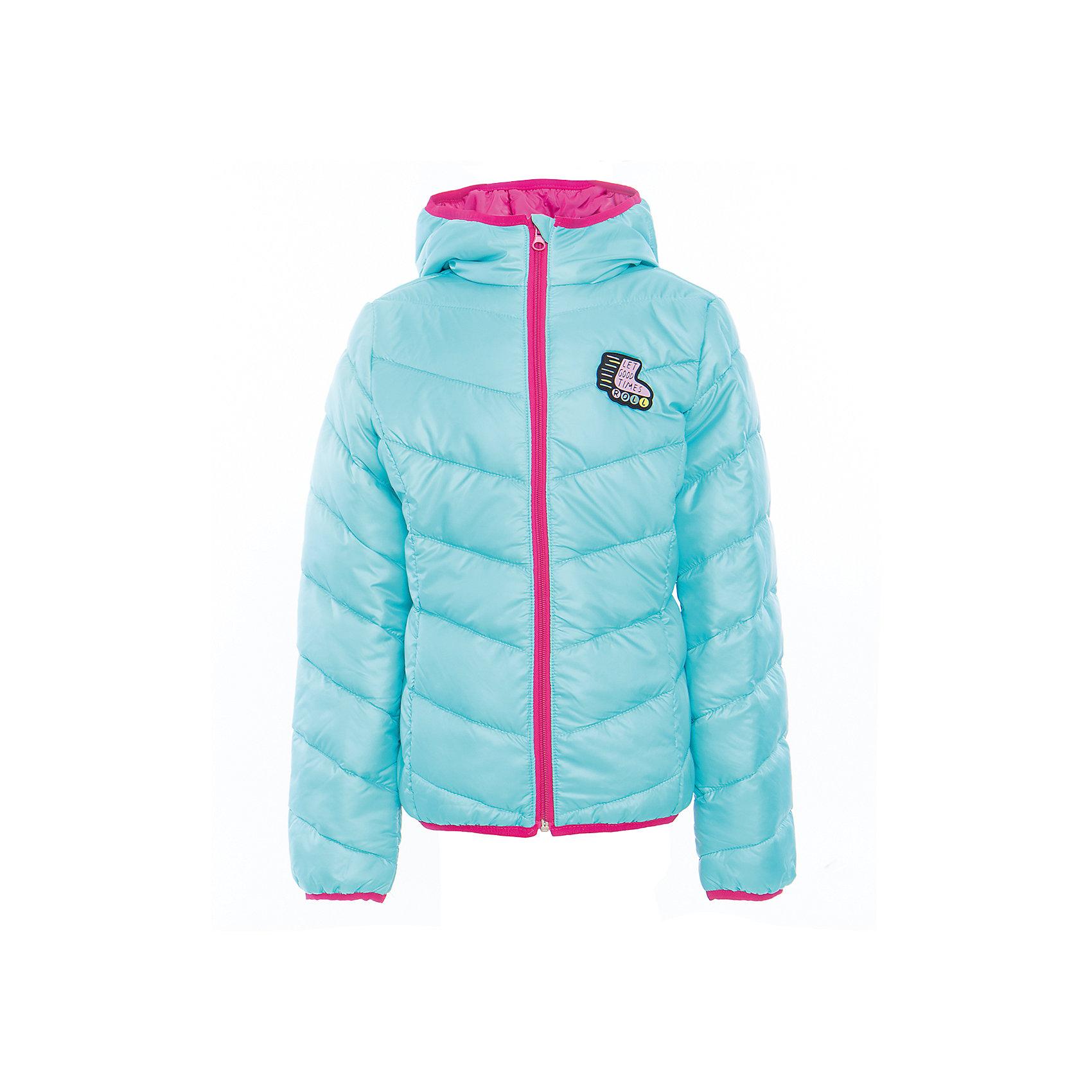 Куртка для девочки BOOM by OrbyВерхняя одежда<br>Характеристики товара:<br><br>• цвет: зеленый<br>• состав: 100% полиэстер<br>• верхняя ткань: Таффета oil cire PU<br>• подкладка: ПЭ пуходержащий<br>• наполнитель: Эко-синтепон 150 г/м2<br>• температурный режим: от +10°до 0°С<br>• прочный материал<br>• капюшон (не отстегивается)<br>• застежка - молния<br>• демисезонная<br>• стеганая<br>• декорирована нашивкой<br>• комфортная посадка<br>• страна производства: Российская Федерация<br>• страна бренда: Российская Федерация<br>• коллекция: весна-лето 2017<br><br>Одежда для детей должна быть особо комфортной! Такая курточка - отличный вариант для межсезонья с постоянно меняющейся погодой. Эта модель - модная и удобная одновременно! Изделие отличается стильным ярким дизайном. Куртка дополнена мягкой подкладкой. Вещь была разработана специально для детей.<br><br>Одежда от российского бренда BOOM by Orby уже завоевала популярностью у многих детей и их родителей. Вещи, выпускаемые компанией, качественные, продуманные и очень удобные. Для производства коллекций используются только безопасные для детей материалы. Спешите приобрести модели из новой коллекции Весна-лето 2017! <br><br>Куртку для девочки от бренда BOOM by Orby можно купить в нашем интернет-магазине.<br><br>Ширина мм: 356<br>Глубина мм: 10<br>Высота мм: 245<br>Вес г: 519<br>Цвет: зеленый<br>Возраст от месяцев: 36<br>Возраст до месяцев: 48<br>Пол: Женский<br>Возраст: Детский<br>Размер: 104,152,158,134,140,146,110,98,116,122,128<br>SKU: 5342965