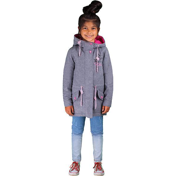 Куртка-парка для девочки BOOM by OrbyВерхняя одежда<br>Характеристики товара:<br><br>• цвет: серый<br>• состав: верх - таффета, подкладка - флис, ПЭ, без утеплителя<br>• температурный режим: от +7°до +15°С<br>• планка от ветра<br>• капюшон<br>• застежка - молния<br>• демисезонная<br>• карманы<br>• шнурок в поясе<br>• комфортная посадка<br>• страна производства: Российская Федерация<br>• страна бренда: Российская Федерация<br>• коллекция: весна-лето 2017<br><br>Одежда для детей должна быть особо комфортной! Такая курточка - отличный вариант для межсезонья с постоянно меняющейся погодой. Эта модель - модная и удобная одновременно! Изделие отличается стильным ярким дизайном. Куртка дополнена мягкой подкладкой.<br><br>Куртку-парку для девочки от бренда BOOM by Orby можно купить в нашем интернет-магазине.<br>Ширина мм: 356; Глубина мм: 10; Высота мм: 245; Вес г: 519; Цвет: серый; Возраст от месяцев: 72; Возраст до месяцев: 84; Пол: Женский; Возраст: Детский; Размер: 122,110,158,152,146,104,140,134,128,116,98; SKU: 5342989;