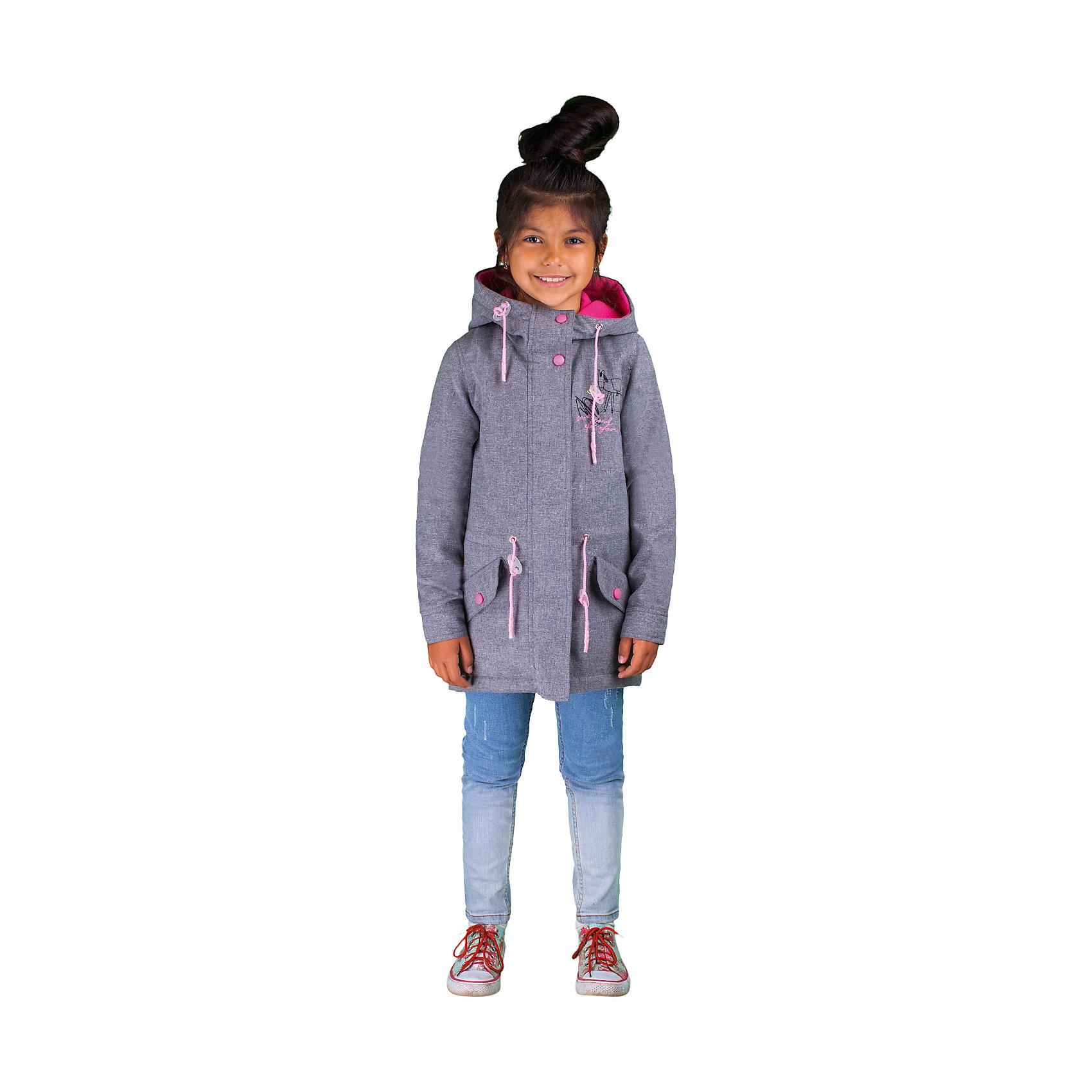 Куртка-парка для девочки BOOM by OrbyХарактеристики товара:<br><br>• цвет: серый<br>• состав: верх - таффета, подкладка - флис, ПЭ, без утеплителя<br>• температурный режим: от +7°до +15°С<br>• планка от ветра<br>• капюшон<br>• застежка - молния<br>• демисезонная<br>• карманы<br>• шнурок в поясе<br>• комфортная посадка<br>• страна производства: Российская Федерация<br>• страна бренда: Российская Федерация<br>• коллекция: весна-лето 2017<br><br>Одежда для детей должна быть особо комфортной! Такая курточка - отличный вариант для межсезонья с постоянно меняющейся погодой. Эта модель - модная и удобная одновременно! Изделие отличается стильным ярким дизайном. Куртка дополнена мягкой подкладкой.<br><br>Куртку-парку для девочки от бренда BOOM by Orby можно купить в нашем интернет-магазине.<br><br>Ширина мм: 356<br>Глубина мм: 10<br>Высота мм: 245<br>Вес г: 519<br>Цвет: серый<br>Возраст от месяцев: 24<br>Возраст до месяцев: 36<br>Пол: Женский<br>Возраст: Детский<br>Размер: 134,140,146,152,158,104,110,98,116,122,128<br>SKU: 5342989