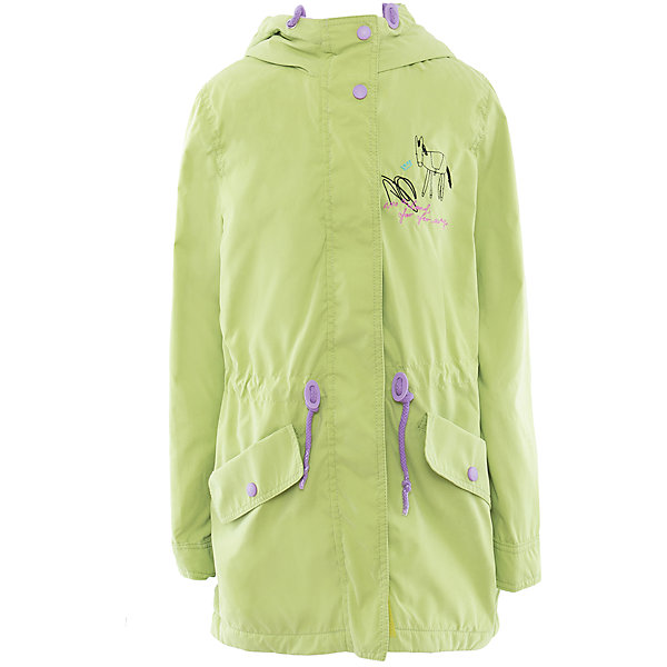 Куртка-парка для девочки BOOM by OrbyВерхняя одежда<br>Характеристики товара:<br><br>• цвет: зеленый<br>• состав: верх - таффета, подкладка - флис, ПЭ, без утеплителя<br>• температурный режим: от +7°до +15°С<br>• планка от ветра<br>• капюшон<br>• застежка - молния<br>• демисезонная<br>• карманы<br>• шнурок в поясе<br>• комфортная посадка<br>• страна производства: Российская Федерация<br>• страна бренда: Российская Федерация<br>• коллекция: весна-лето 2017<br><br>Одежда для детей должна быть особо комфортной! Такая курточка - отличный вариант для межсезонья с постоянно меняющейся погодой. Эта модель - модная и удобная одновременно! Изделие отличается стильным ярким дизайном. Куртка дополнена мягкой подкладкой. Вещь была разработана специально для малышей.<br><br>Одежда от российского бренда BOOM by Orby уже завоевала популярностью у многих детей и их родителей. Вещи, выпускаемые компанией, качественные, продуманные и очень удобные. Для производства коллекций используются только безопасные для детей материалы. Спешите приобрести модели из новой коллекции Весна-лето 2017! <br><br>Куртку-парку для девочки от бренда BOOM by Orby можно купить в нашем интернет-магазине.<br><br>Ширина мм: 356<br>Глубина мм: 10<br>Высота мм: 245<br>Вес г: 519<br>Цвет: зеленый<br>Возраст от месяцев: 60<br>Возраст до месяцев: 72<br>Пол: Женский<br>Возраст: Детский<br>Размер: 116,158,152,146,140,134,128,122<br>SKU: 5343001