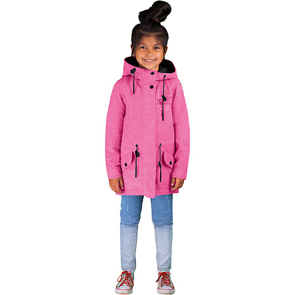Купить со скидкой Куртка-парка для девочки BOOM by Orby