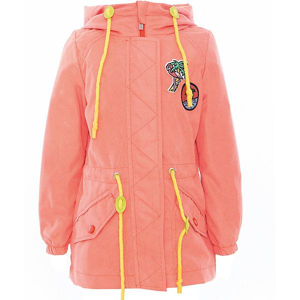 Куртка-парка для девочки BOOM by OrbyВерхняя одежда<br>Характеристики товара:<br><br>• цвет: оранжевый<br>• верх - 100% полиэстер; подкладка - 70% полиэстер, 30% вискоза; 80% полиэстер, 30% хлопок<br>• материал подклада/внутренней отделки: полиэстер, вискоза, хлопок<br>• температурный режим: от 0 до +15 C<br>• карманы<br>• застежка - молния<br>• прозрачный козырек на капюшоне<br>• защита от ветра и промокания<br>• капюшон не отстёгивается<br>• планка от ветра<br>• шнурок на талии<br>• эластичные манжеты<br>• комфортная посадка<br>• страна производства: Российская Федерация<br>• страна бренда: Российская Федерация<br>• коллекция: весна-лето 2017<br><br>Куртка-парка - универсальный вариант и для прохладного летнего вечера, и для теплого межсезонья. Эта модель - модная и удобная одновременно! Изделие отличается стильным ярким дизайном. Куртка хорошо сидит по фигуре, отлично сочетается с различным низом. Вещь была разработана специально для детей.<br><br>Одежда от российского бренда BOOM by Orby уже завоевала популярностью у многих детей и их родителей. Вещи, выпускаемые компанией, качественные, продуманные и очень удобные. Для производства коллекций используются только безопасные для детей материалы. Спешите приобрести модели из новой коллекции Весна-лето 2017! <br><br>Куртку-парку для девочки от бренда BOOM by Orby можно купить в нашем интернет-магазине.<br><br>Ширина мм: 356<br>Глубина мм: 10<br>Высота мм: 245<br>Вес г: 519<br>Цвет: оранжевый<br>Возраст от месяцев: 96<br>Возраст до месяцев: 108<br>Пол: Женский<br>Возраст: Детский<br>Размер: 134,104,170,164,158,152,146,140,128,122,116,110,98,92,86<br>SKU: 5343133