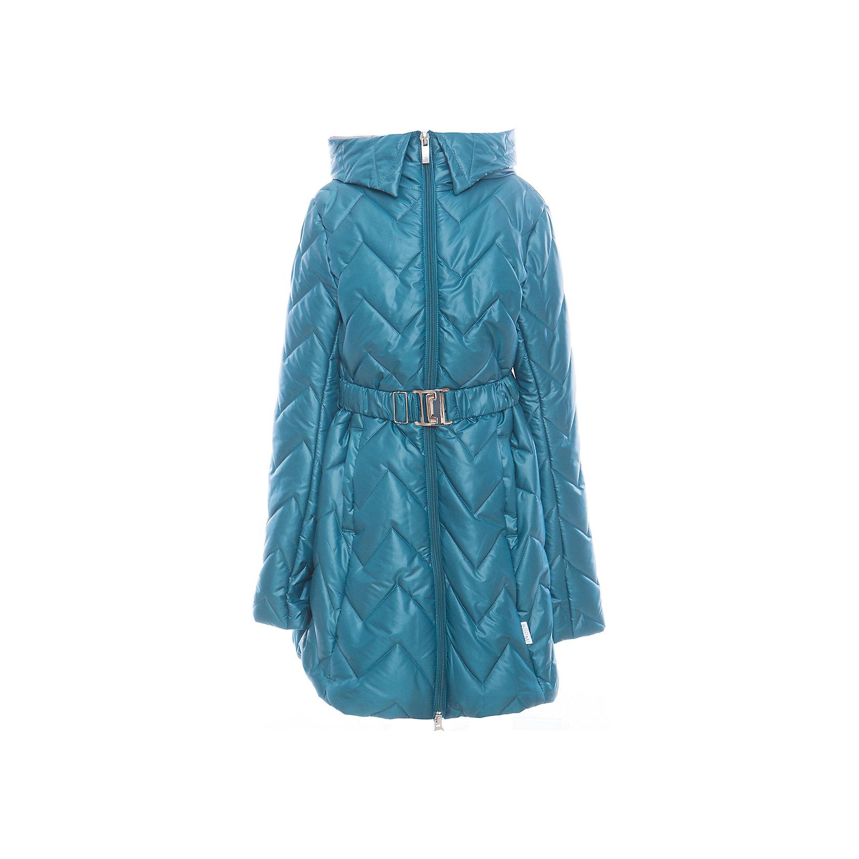 Пальто для девочки BOOM by OrbyВерхняя одежда<br>Характеристики товара:<br><br>• цвет: зеленый (изумрудный)<br>• состав: 100% полиэстер; верх - таффета , подкладка - флис, поликоттон, полиэстер, утеплитель: Flexy Fiber 150 г/м2<br>• температурный режим: от -5 С° до +10 С° <br>• капюшон (не отстегивается)<br>• карманы<br>• пояс с пряжкой<br>• высокий воротник<br>• застежка - молния<br>• стеганое<br>• длина до колен<br>• комфортная посадка<br>• страна производства: Российская Федерация<br>• страна бренда: Российская Федерация<br>• коллекция: весна-лето 2017<br><br>Такое пальто - отличный вариант для походов в школу в межсезонье с его постоянно меняющейся погодой. Эта модель - модная и удобная одновременно! Изделие отличается стильным элегантным дизайном. Пальто хорошо сидит по фигуре, отлично сочетается с различным низом. Вещь была разработана специально для детей.<br>Одежда от российского бренда BOOM by Orby уже завоевала популярностью у многих детей и их родителей. Вещи, выпускаемые компанией, качественные, продуманные и очень удобные. Для производства коллекций используются только безопасные для детей материалы. Спешите приобрести модели из новой коллекции Весна-лето 2017! <br><br>Пальто для девочки от бренда BOOM by Orby можно купить в нашем интернет-магазине.<br><br>Ширина мм: 356<br>Глубина мм: 10<br>Высота мм: 245<br>Вес г: 519<br>Цвет: голубой<br>Возраст от месяцев: 36<br>Возраст до месяцев: 48<br>Пол: Женский<br>Возраст: Детский<br>Размер: 104,158,110,98,116,122,128,134,140,146,152<br>SKU: 5343284