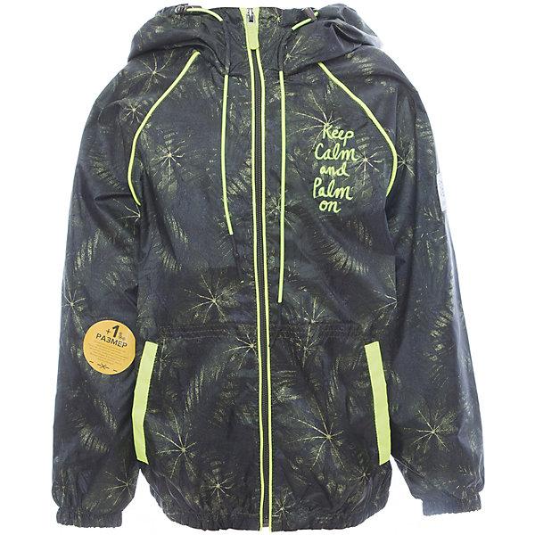 Куртка для мальчика BOOM by OrbyВерхняя одежда<br>Характеристики товара:<br><br>• цвет: зеленый<br>• состав: верх - таффета, подкладка - поликоттон, полиэстер, без утеплителя<br>• температурный режим: от +10° до +20°С<br>• карманы<br>• застежка - молния<br>• капюшон с утяжкой<br>• украшена принтом<br>• эластичные манжеты<br>• комфортная посадка<br>• страна производства: Российская Федерация<br>• страна бренда: Российская Федерация<br>• коллекция: весна-лето 2017<br><br>Легкая куртка - универсальный вариант и для прохладного летнего вечера, и для теплого межсезонья. Эта модель - модная и удобная одновременно! Изделие отличается стильным ярким дизайном. Куртка хорошо сидит по фигуре, отлично сочетается с различным низом. Вещь была разработана специально для детей.<br><br>Куртку для мальчика от бренда BOOM by Orby можно купить в нашем интернет-магазине.<br><br>Ширина мм: 356<br>Глубина мм: 10<br>Высота мм: 245<br>Вес г: 519<br>Цвет: зеленый<br>Возраст от месяцев: 48<br>Возраст до месяцев: 60<br>Пол: Мужской<br>Возраст: Детский<br>Размер: 110,140,146,152,158,116,122,128,134<br>SKU: 5343308
