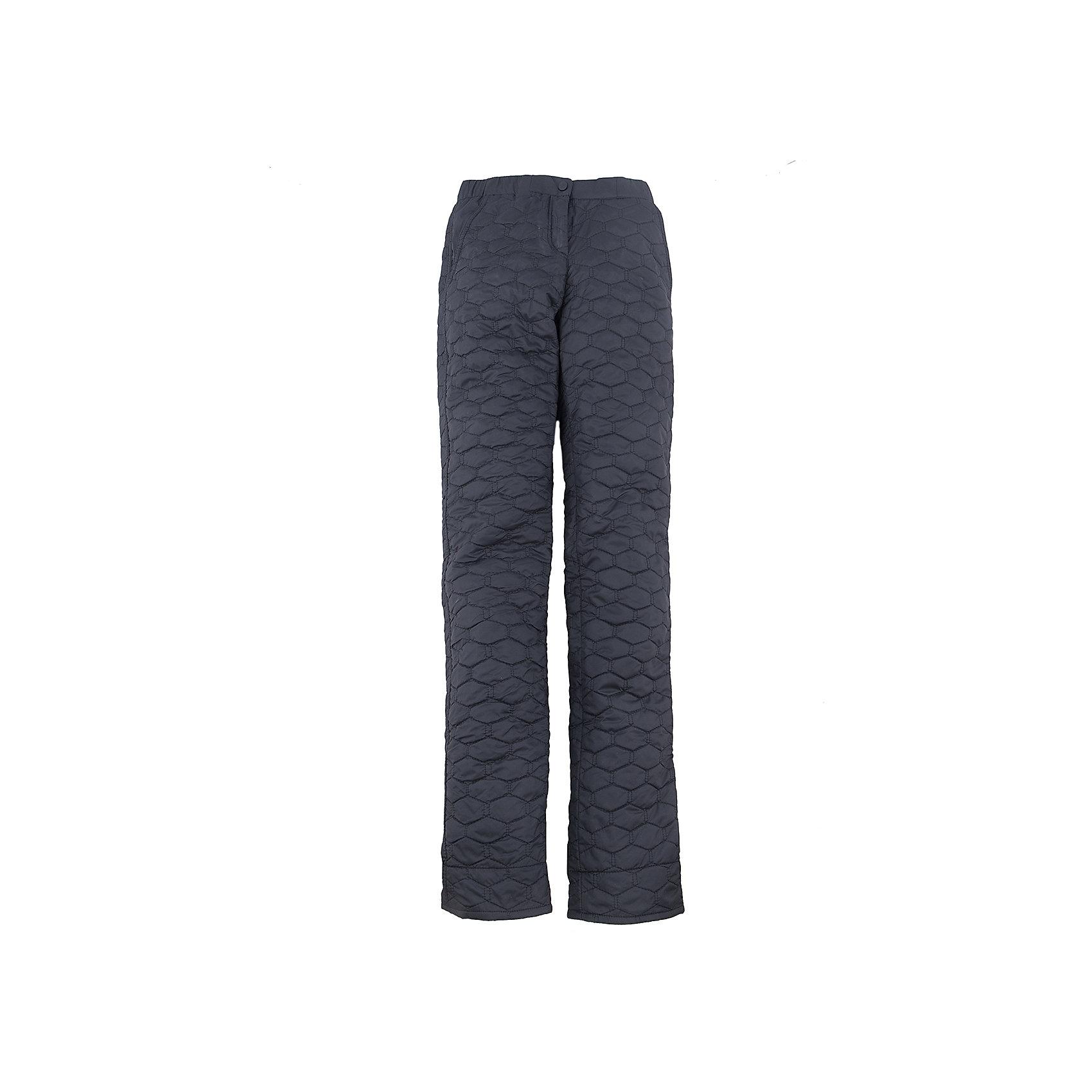Брюки для девочки BOOM by OrbyВерхняя одежда<br>Характеристики товара:<br><br>• цвет: черный<br>• состав: 100% полиэстер; верх - таффета, подкладка - флис, без утеплителя<br>• температурный режим: от +15°до +5°С<br>• стеганые<br>• до 122 роста комплектуются съемными эластичными бретелями.<br>• с 128 роста есть регулировка по полноте и ширинка.<br>• карманы<br>• комфортная посадка<br>• страна производства: Российская Федерация<br>• страна бренда: Российская Федерация<br>• коллекция: весна-лето 2017<br><br><br>Такие брюки - универсальный вариант для межсезонья с постоянно меняющейся погодой. Эта модель - модная и удобная одновременно! Изделие отличается стильным продуманным дизайном. Брюки хорошо сидят по фигуре, отлично сочетаются с различным верхом. Вещь была разработана специально для детей.<br><br>Одежда от российского бренда BOOM by Orby уже завоевала популярностью у многих детей и их родителей. Вещи, выпускаемые компанией, качественные, продуманные и очень удобные. Для производства коллекций используются только безопасные для детей материалы. Спешите приобрести модели из новой коллекции Весна-лето 2017! <br><br>Брюки для девочки от бренда BOOM by Orby можно купить в нашем интернет-магазине.<br><br>Ширина мм: 215<br>Глубина мм: 88<br>Высота мм: 191<br>Вес г: 336<br>Цвет: черный<br>Возраст от месяцев: 18<br>Возраст до месяцев: 24<br>Пол: Женский<br>Возраст: Детский<br>Размер: 92,158,104,110,98,116,122,128,134,140,146,152<br>SKU: 5343604