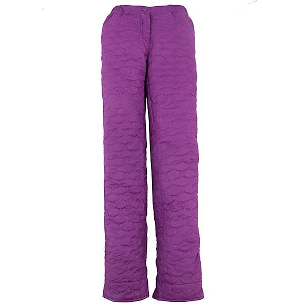 Брюки для девочки BOOM by OrbyВерхняя одежда<br>Характеристики товара:<br><br>• цвет: фиолетовый<br>• состав: 100% полиэстер; верх - таффета, подкладка - флис, без утеплителя<br>• температурный режим: от +15°до +5°С<br>• стеганые<br>• до 122 роста комплектуются съемными эластичными бретелями.<br>• с 128 роста есть регулировка по полноте и ширинка.<br>• карманы<br>• комфортная посадка<br>• страна производства: Российская Федерация<br>• страна бренда: Российская Федерация<br>• коллекция: весна-лето 2017<br><br><br>Такие брюки - универсальный вариант для межсезонья с постоянно меняющейся погодой. Эта модель - модная и удобная одновременно! Изделие отличается стильным продуманным дизайном. Брюки хорошо сидят по фигуре, отлично сочетаются с различным верхом. Вещь была разработана специально для детей.<br><br>Одежда от российского бренда BOOM by Orby уже завоевала популярностью у многих детей и их родителей. Вещи, выпускаемые компанией, качественные, продуманные и очень удобные. Для производства коллекций используются только безопасные для детей материалы. Спешите приобрести модели из новой коллекции Весна-лето 2017! <br><br>Брюки для девочки от бренда BOOM by Orby можно купить в нашем интернет-магазине.<br>Ширина мм: 215; Глубина мм: 88; Высота мм: 191; Вес г: 336; Цвет: лиловый; Возраст от месяцев: 36; Возраст до месяцев: 48; Пол: Женский; Возраст: Детский; Размер: 104,158,152,146,140,134,128,122,116,98,92,110; SKU: 5343617;