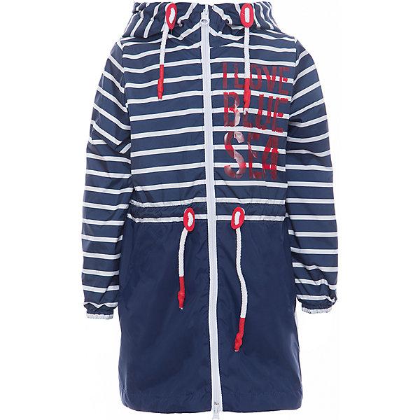 Плащ для девочки BOOM by OrbyВерхняя одежда<br>Характеристики товара:<br><br>• цвет: синий<br>• состав: верх - таффета, подкладка - полиэстер, флис, без утеплителя<br>• температурный режим: от +7°до +15°С<br>• демисезон<br>• капюшон<br>• застежка - молния<br>• декорирован принт<br>• утяжка в капюшоне<br>• шнурок в поясе<br>• комфортная посадка<br>• страна производства: Российская Федерация<br>• страна бренда: Российская Федерация<br>• коллекция: весна-лето 2017<br><br>Такой плащ - универсальный вариант для теплого межсезонья с постоянно меняющейся погодой. Эта модель - модная и удобная одновременно! Изделие отличается стильным ярким дизайном. Плащ хорошо сидит по фигуре, отлично сочетается с различным низом. Вещь была разработана специально для детей.<br><br>Одежда от российского бренда BOOM by Orby уже завоевала популярностью у многих детей и их родителей. Вещи, выпускаемые компанией, качественные, продуманные и очень удобные. Для производства коллекций используются только безопасные для детей материалы. Спешите приобрести модели из новой коллекции Весна-лето 2017! <br><br>Плащ для девочки от бренда BOOM by Orby можно купить в нашем интернет-магазине.<br><br>Ширина мм: 356<br>Глубина мм: 10<br>Высота мм: 245<br>Вес г: 519<br>Цвет: синий<br>Возраст от месяцев: 36<br>Возраст до месяцев: 48<br>Пол: Женский<br>Возраст: Детский<br>Размер: 104,158,152,146,140,134,128,122,116,98,92,110<br>SKU: 5343851