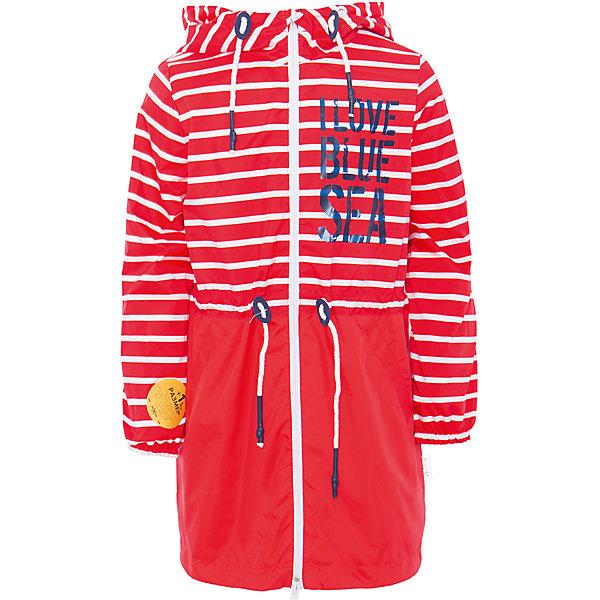 Плащ для девочки BOOM by OrbyВерхняя одежда<br>Характеристики товара:<br><br>• цвет: красный<br>• состав: верх - таффета, подкладка - полиэстер, флис, без утеплителя<br>• температурный режим: от +7°до +15°С<br>• демисезон<br>• капюшон<br>• застежка - молния<br>• декорирован принт<br>• утяжка в капюшоне<br>• шнурок в поясе<br>• комфортная посадка<br>• страна производства: Российская Федерация<br>• страна бренда: Российская Федерация<br>• коллекция: весна-лето 2017<br><br>Такой плащ - универсальный вариант для теплого межсезонья с постоянно меняющейся погодой. Эта модель - модная и удобная одновременно! Изделие отличается стильным ярким дизайном. Плащ хорошо сидит по фигуре, отлично сочетается с различным низом. Вещь была разработана специально для детей.<br><br>Одежда от российского бренда BOOM by Orby уже завоевала популярностью у многих детей и их родителей. Вещи, выпускаемые компанией, качественные, продуманные и очень удобные. Для производства коллекций используются только безопасные для детей материалы. Спешите приобрести модели из новой коллекции Весна-лето 2017!<br><br>Плащ для девочки от бренда BOOM by Orby можно купить в нашем интернет-магазине.<br><br>Ширина мм: 356<br>Глубина мм: 10<br>Высота мм: 245<br>Вес г: 519<br>Цвет: красный<br>Возраст от месяцев: 60<br>Возраст до месяцев: 72<br>Пол: Женский<br>Возраст: Детский<br>Размер: 116,140,134,128,122,98,92,110,104,152,158,146<br>SKU: 5343864
