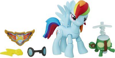 Hasbro Фигурка Хранители Гармонии -Рейнбоу Дэш, с артикуляцией, My little Pony