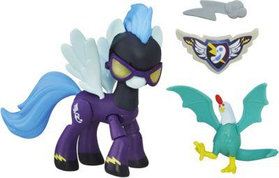 Hasbro Фигурка Хранители Гармонии -Шедоуболт, с артикуляцией, My little Pony