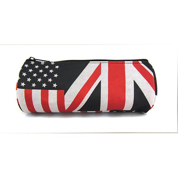 Пенал British Flag, цвет мультиПеналы без наполнения<br>Теперь все необходимые мелочи будут всегда в порядке и под рукой. Этот аксессуар – отличный выбор, в компанию к рюкзаку или сам по себе.<br>Ширина мм: 21; Глубина мм: 8; Высота мм: 8; Вес г: 100; Возраст от месяцев: 120; Возраст до месяцев: 240; Пол: Унисекс; Возраст: Детский; SKU: 5344320;