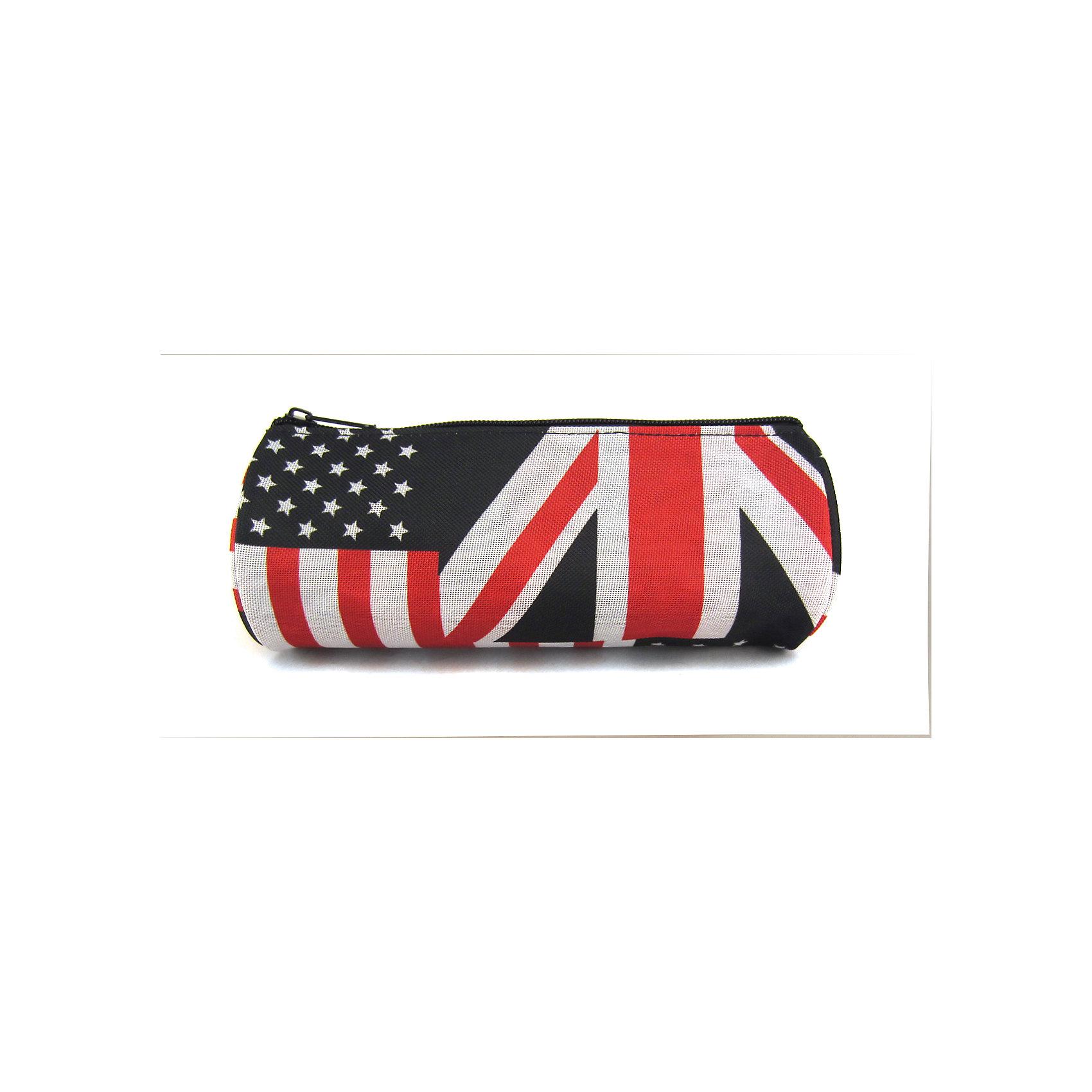 Пенал British Flag, цвет мультиПеналы без наполнения<br>Теперь все необходимые мелочи будут всегда в порядке и под рукой. Этот аксессуар – отличный выбор, в компанию к рюкзаку или сам по себе.<br><br>Ширина мм: 21<br>Глубина мм: 8<br>Высота мм: 8<br>Вес г: 100<br>Возраст от месяцев: 120<br>Возраст до месяцев: 240<br>Пол: Унисекс<br>Возраст: Детский<br>SKU: 5344320