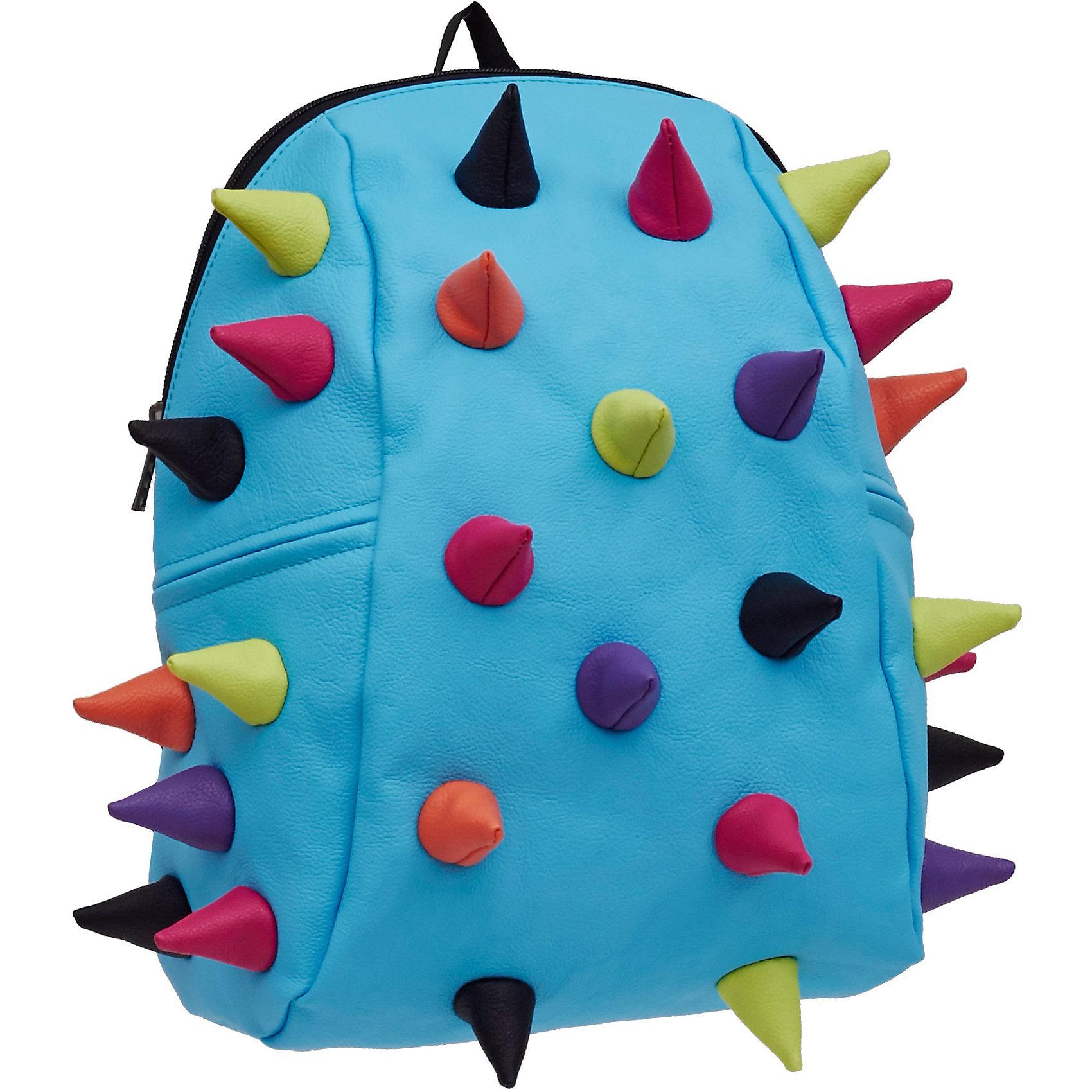 Рюкзак Rex 2 Half Whirpool, цвет голубой мультиРюкзаки<br>Легкий и вместительный рюкзак с одним основным отделением с застежкой на молниии. В основное отделение с легкостью входит ноутбук  размером диагонали 13 дюймов, iPad и формат А4. Незаменимый аксессуар как для активного городского жителя, так и для школьников и студентов. Широкие лямки можно регулировать для наиболее удобной посадки, а мягкая ортопедическая спинка делает ношение наиболее удобным и комфортным.<br><br>Ширина мм: 36<br>Глубина мм: 31<br>Высота мм: 15<br>Вес г: 600<br>Возраст от месяцев: 84<br>Возраст до месяцев: 420<br>Пол: Унисекс<br>Возраст: Детский<br>SKU: 5344326